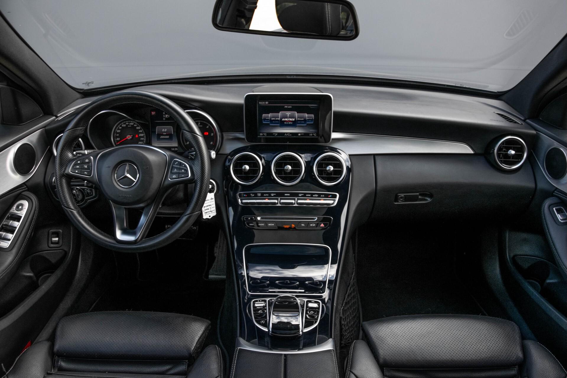 Mercedes-Benz C-Klasse Estate 200 Bluetec Avantgarde Leder/Panorama/Navi/Wegkl-trekhaak Aut7 Foto 7