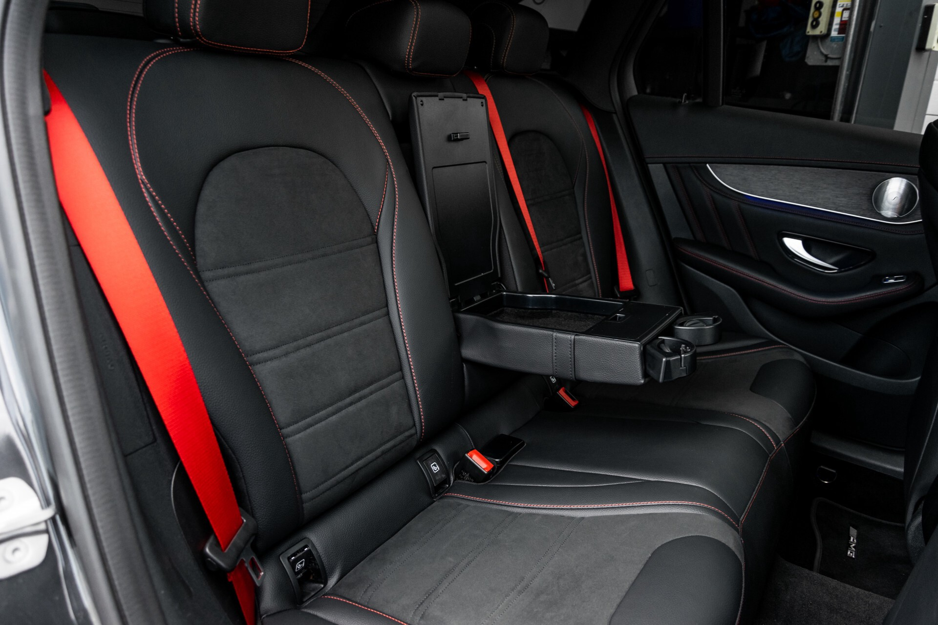 Mercedes-Benz GLC 43 AMG 4-M Night Pano/Sportuitlaat/Keyless/Distronic/Widescreen/MBUX/Trekhaak Aut9 Foto 6