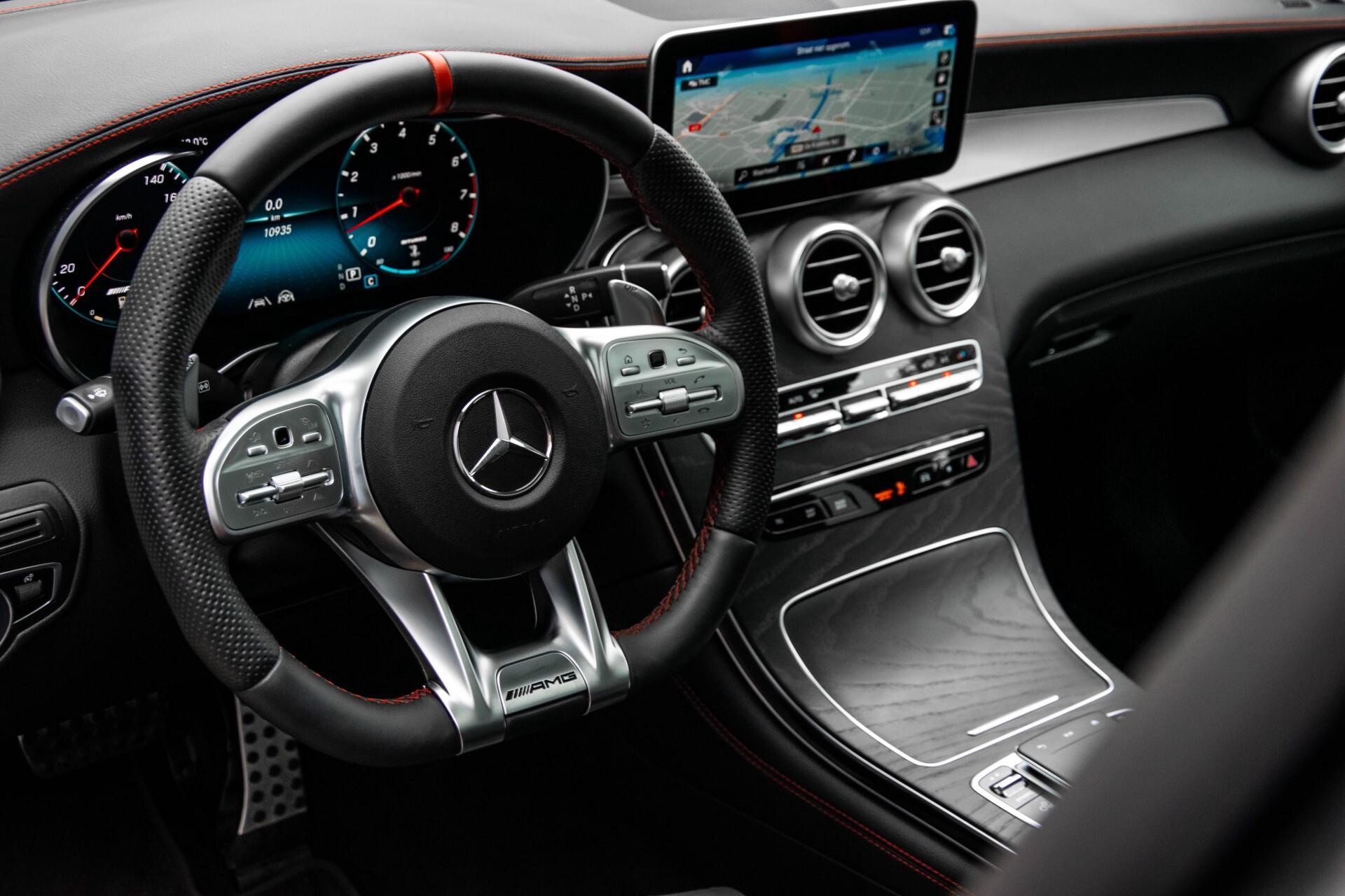"Mercedes-Benz GLC 43 AMG 4M Night Pano/Sportuitlaat/Keyless/Distronic/Widescreen/MBUX/Burmester/21""/Trekhaak Aut9 Foto 16"
