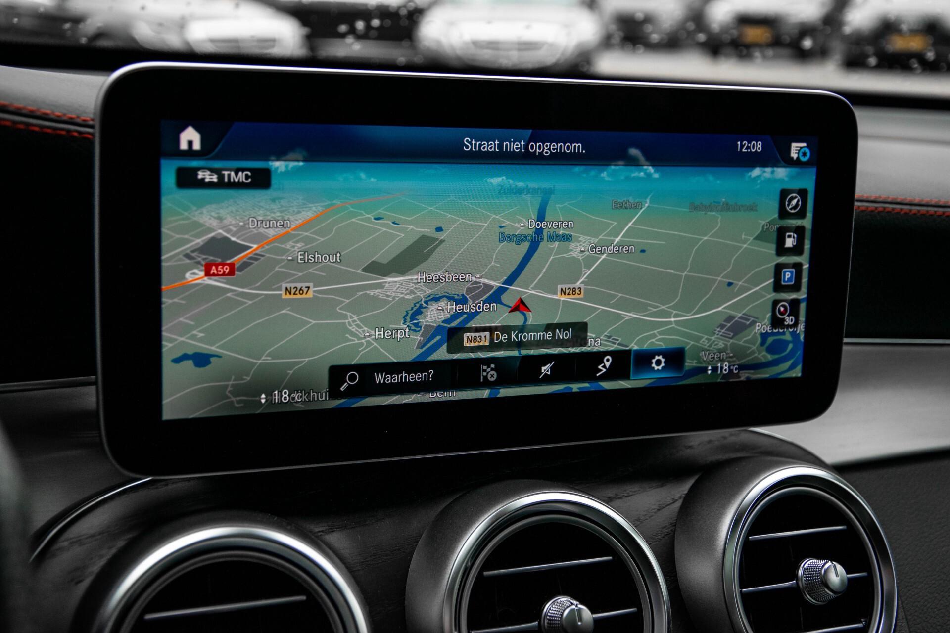 "Mercedes-Benz GLC 43 AMG 4M Night Pano/Sportuitlaat/Keyless/Distronic/Widescreen/MBUX/Burmester/21""/Trekhaak Aut9 Foto 17"