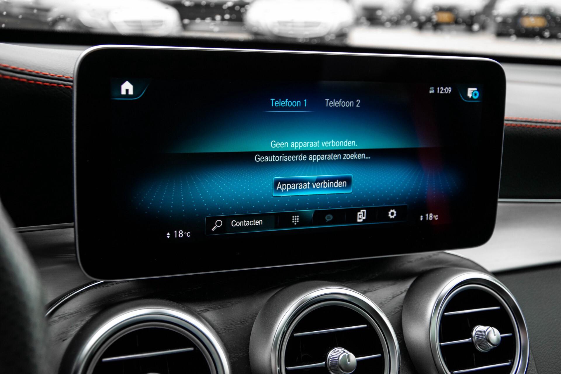 "Mercedes-Benz GLC 43 AMG 4M Night Pano/Sportuitlaat/Keyless/Distronic/Widescreen/MBUX/Burmester/21""/Trekhaak Aut9 Foto 19"