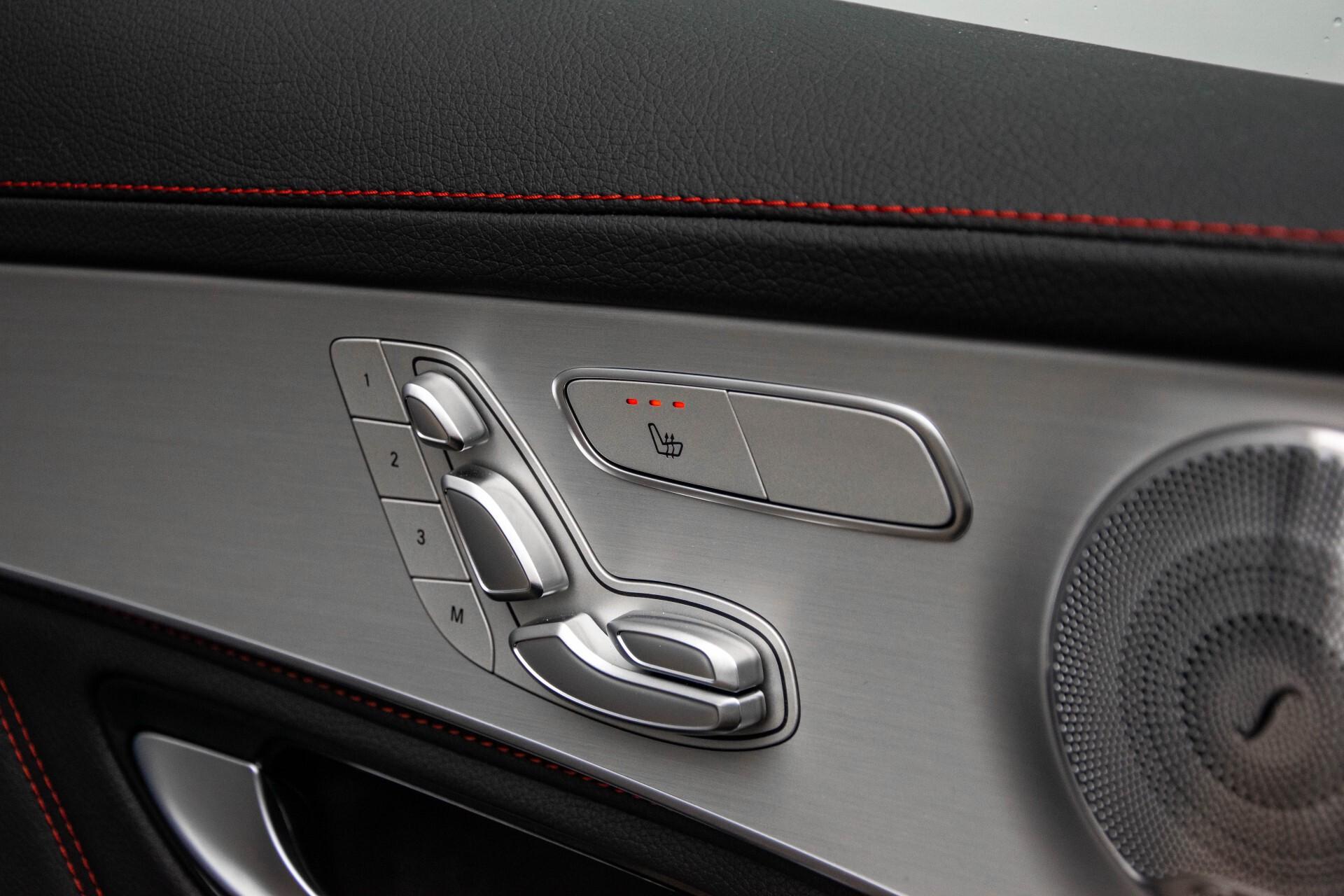"Mercedes-Benz GLC 43 AMG 4M Night Pano/Sportuitlaat/Keyless/Distronic/Widescreen/MBUX/Burmester/21""/Trekhaak Aut9 Foto 28"