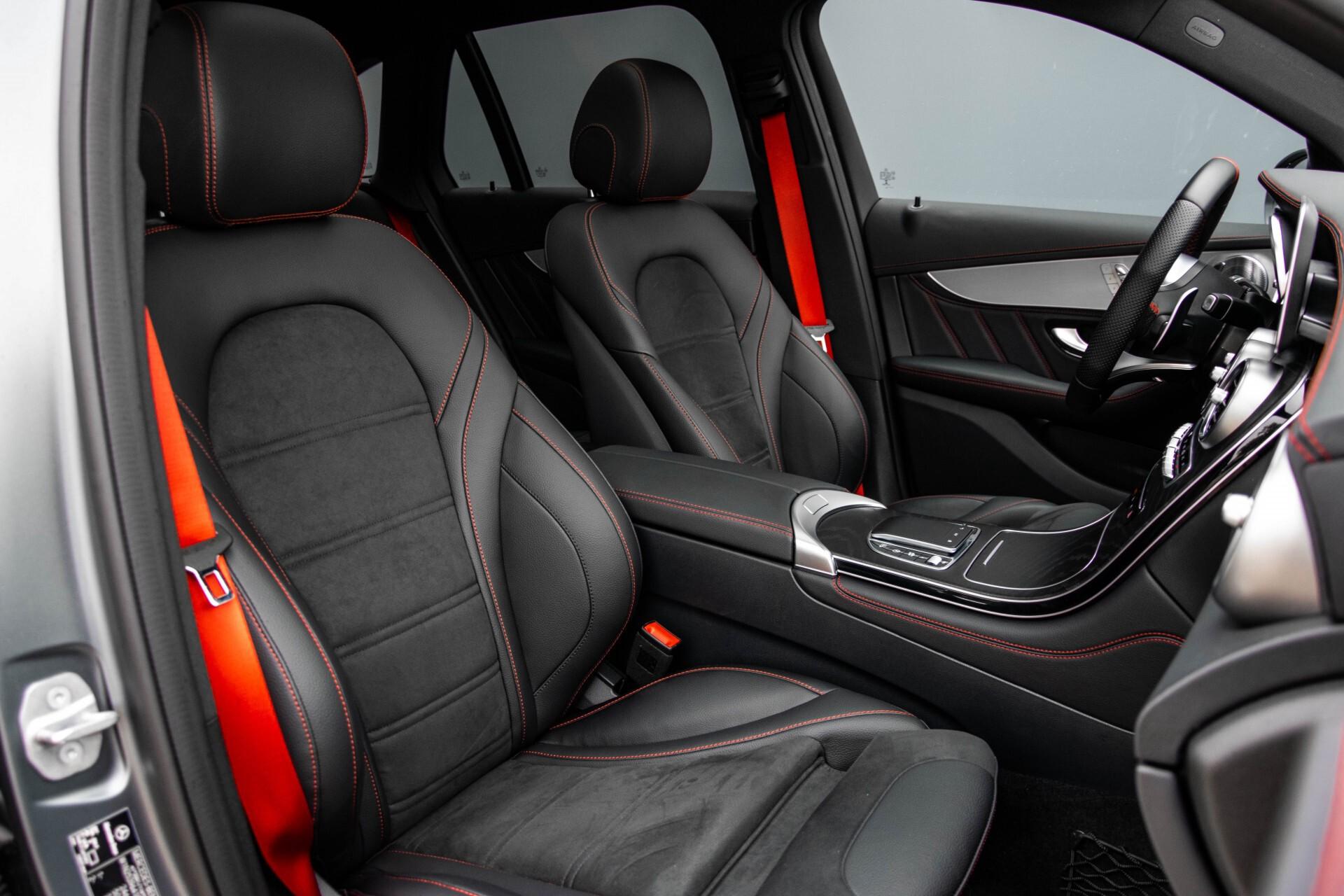 "Mercedes-Benz GLC 43 AMG 4M Night Pano/Sportuitlaat/Keyless/Distronic/Widescreen/MBUX/Burmester/21""/Trekhaak Aut9 Foto 3"