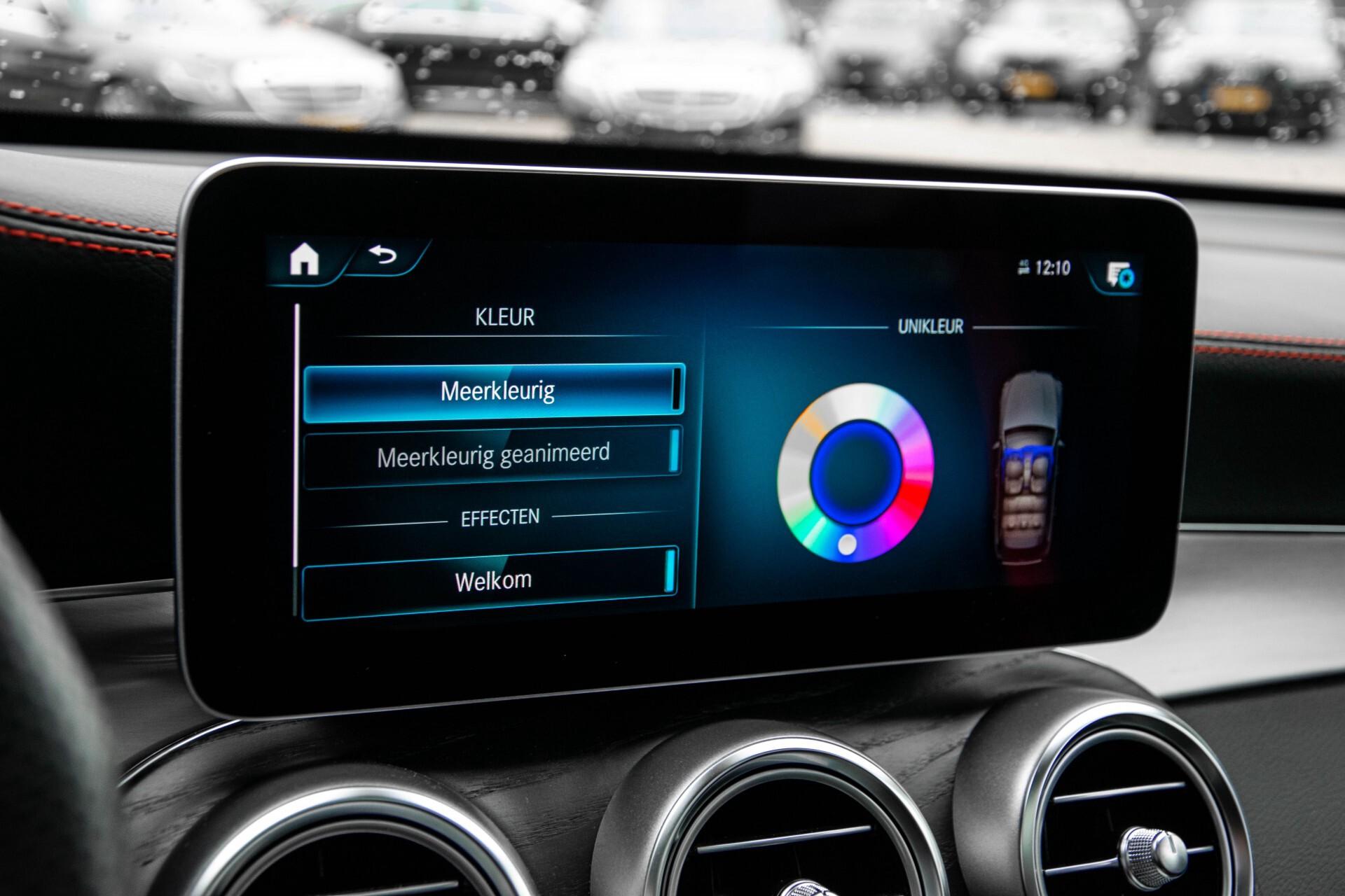 "Mercedes-Benz GLC 43 AMG 4M Night Pano/Sportuitlaat/Keyless/Distronic/Widescreen/MBUX/Burmester/21""/Trekhaak Aut9 Foto 31"