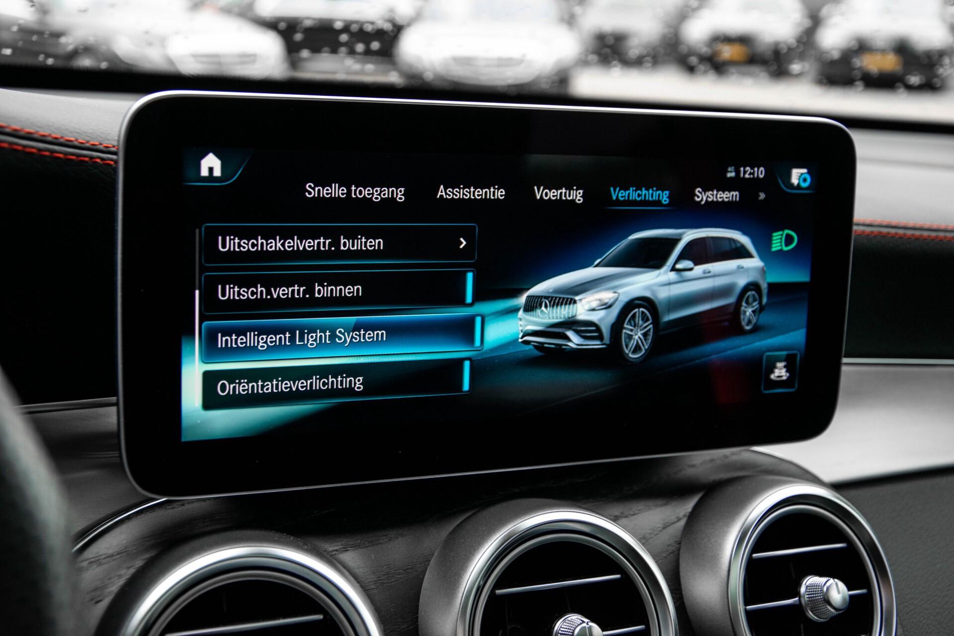 "Mercedes-Benz GLC 43 AMG 4M Night Pano/Sportuitlaat/Keyless/Distronic/Widescreen/MBUX/Burmester/21""/Trekhaak Aut9 Foto 33"