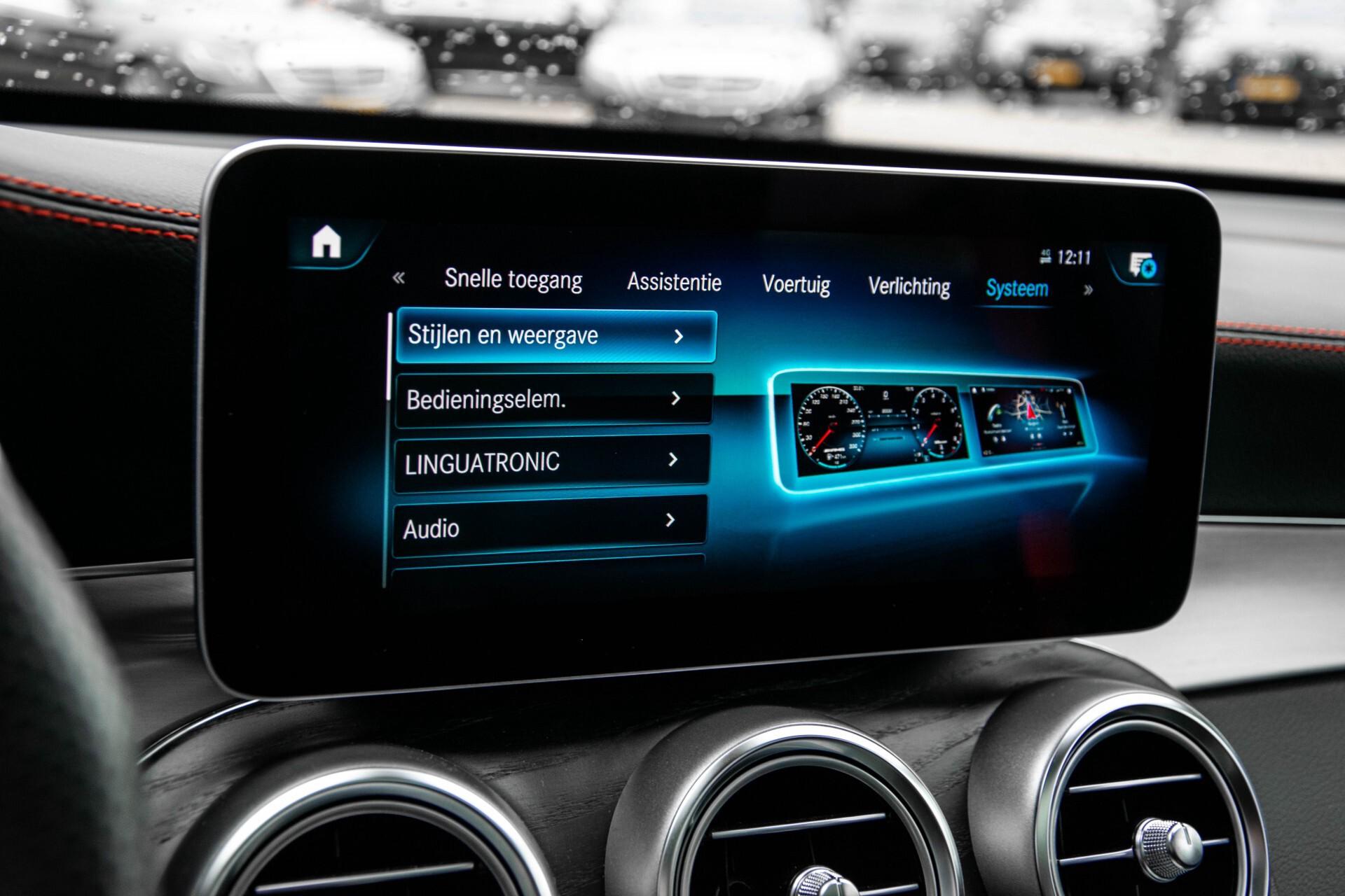 "Mercedes-Benz GLC 43 AMG 4M Night Pano/Sportuitlaat/Keyless/Distronic/Widescreen/MBUX/Burmester/21""/Trekhaak Aut9 Foto 35"