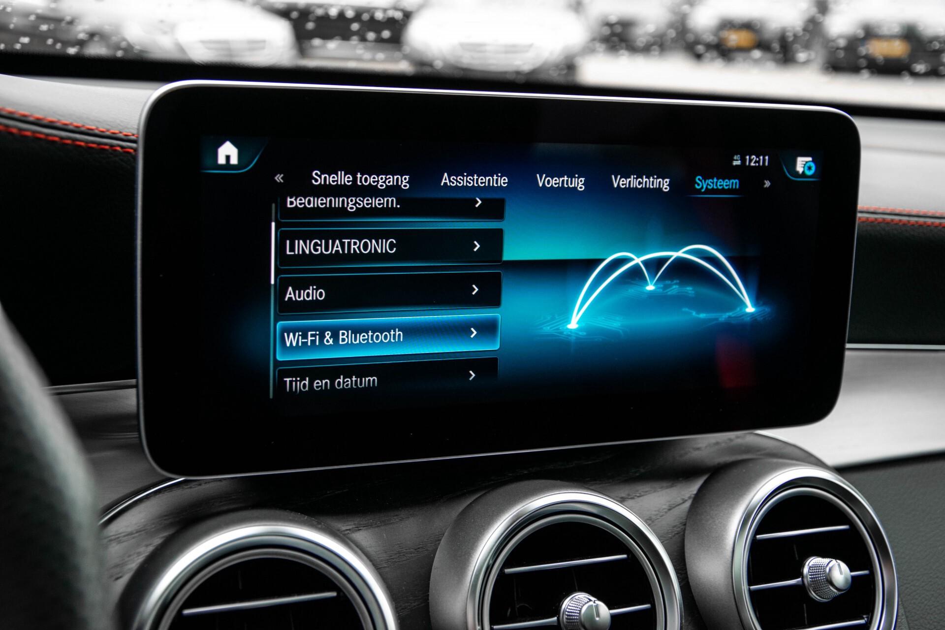 "Mercedes-Benz GLC 43 AMG 4M Night Pano/Sportuitlaat/Keyless/Distronic/Widescreen/MBUX/Burmester/21""/Trekhaak Aut9 Foto 37"