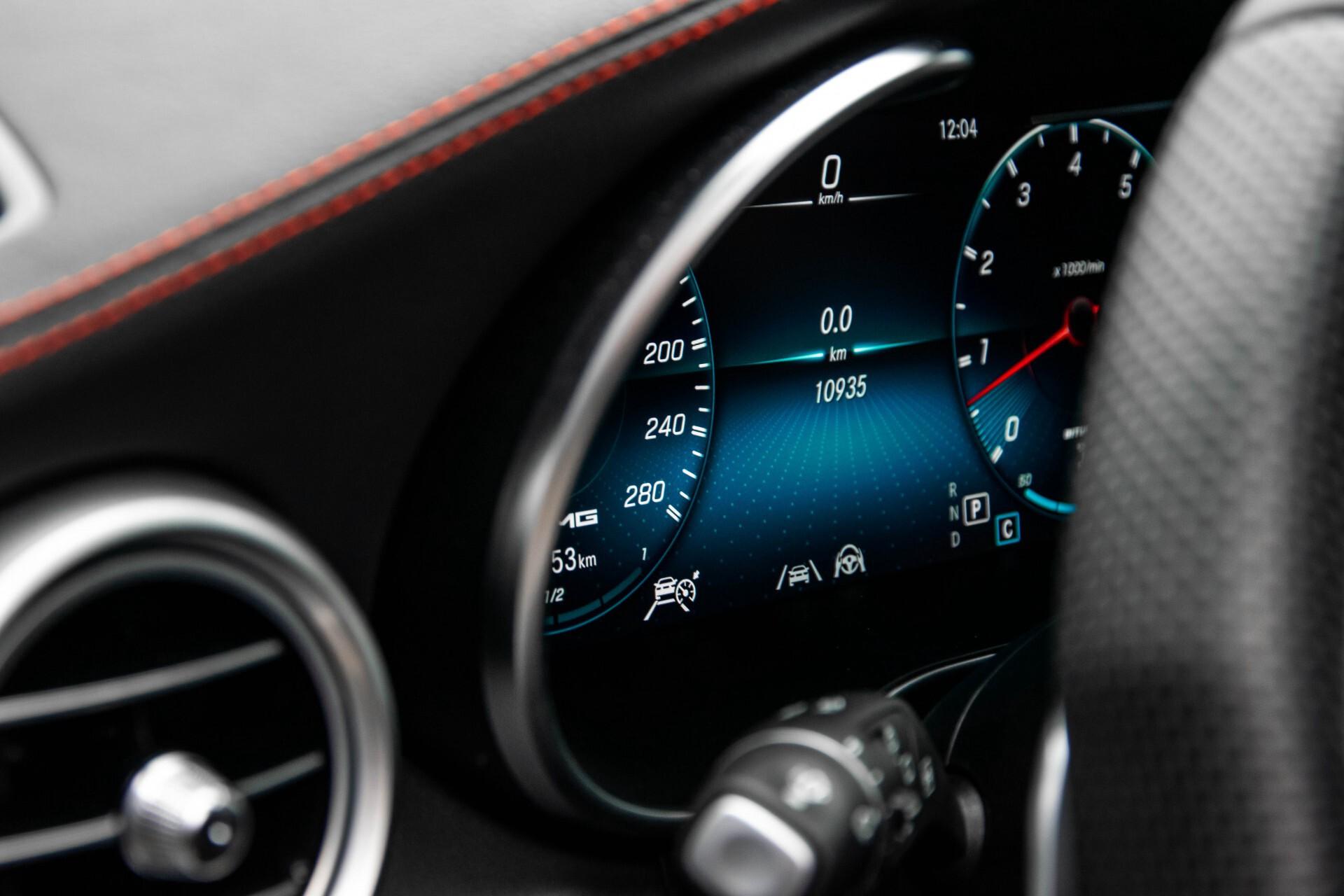 "Mercedes-Benz GLC 43 AMG 4M Night Pano/Sportuitlaat/Keyless/Distronic/Widescreen/MBUX/Burmester/21""/Trekhaak Aut9 Foto 38"