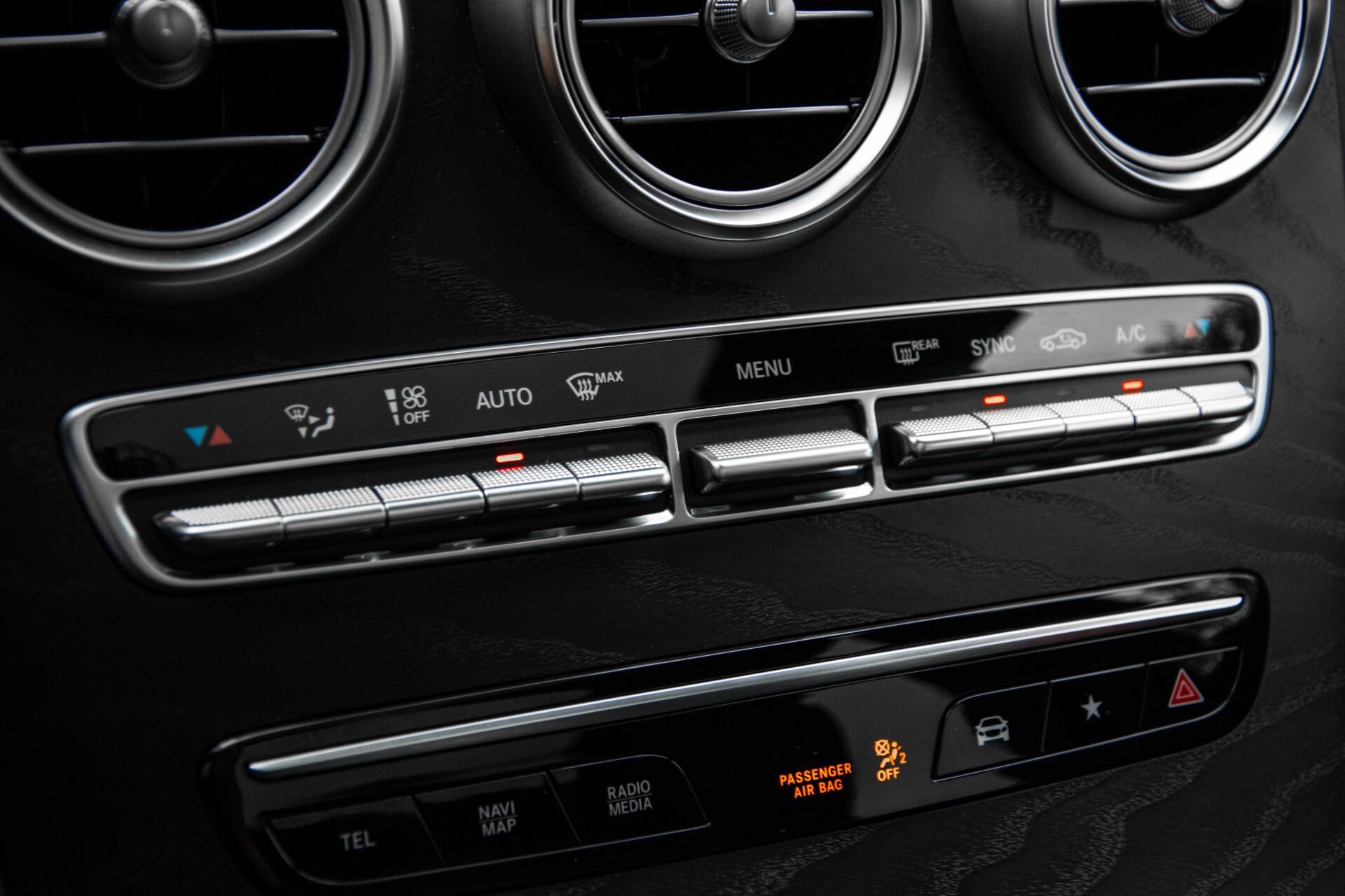 "Mercedes-Benz GLC 43 AMG 4M Night Pano/Sportuitlaat/Keyless/Distronic/Widescreen/MBUX/Burmester/21""/Trekhaak Aut9 Foto 44"