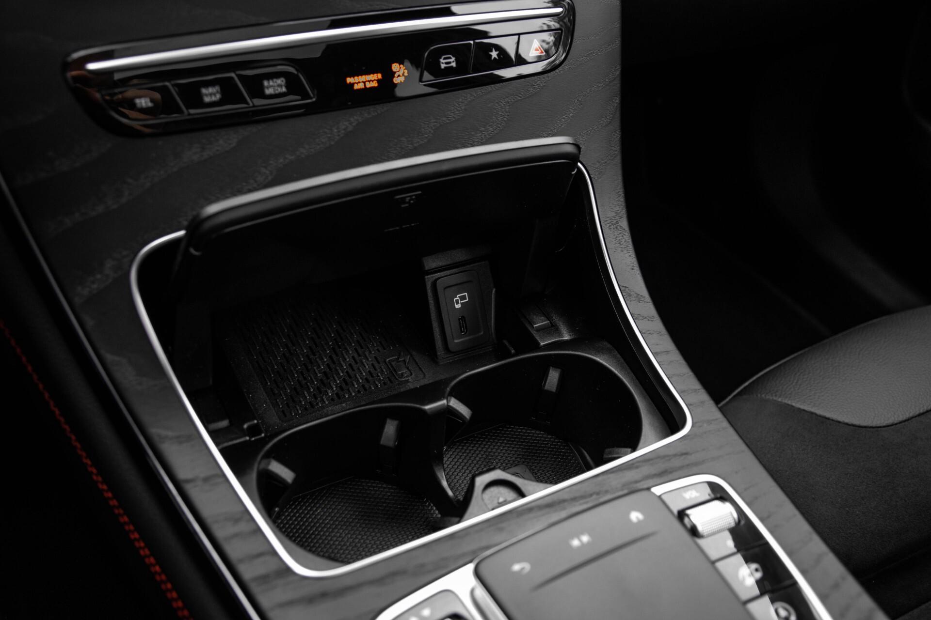 "Mercedes-Benz GLC 43 AMG 4M Night Pano/Sportuitlaat/Keyless/Distronic/Widescreen/MBUX/Burmester/21""/Trekhaak Aut9 Foto 47"