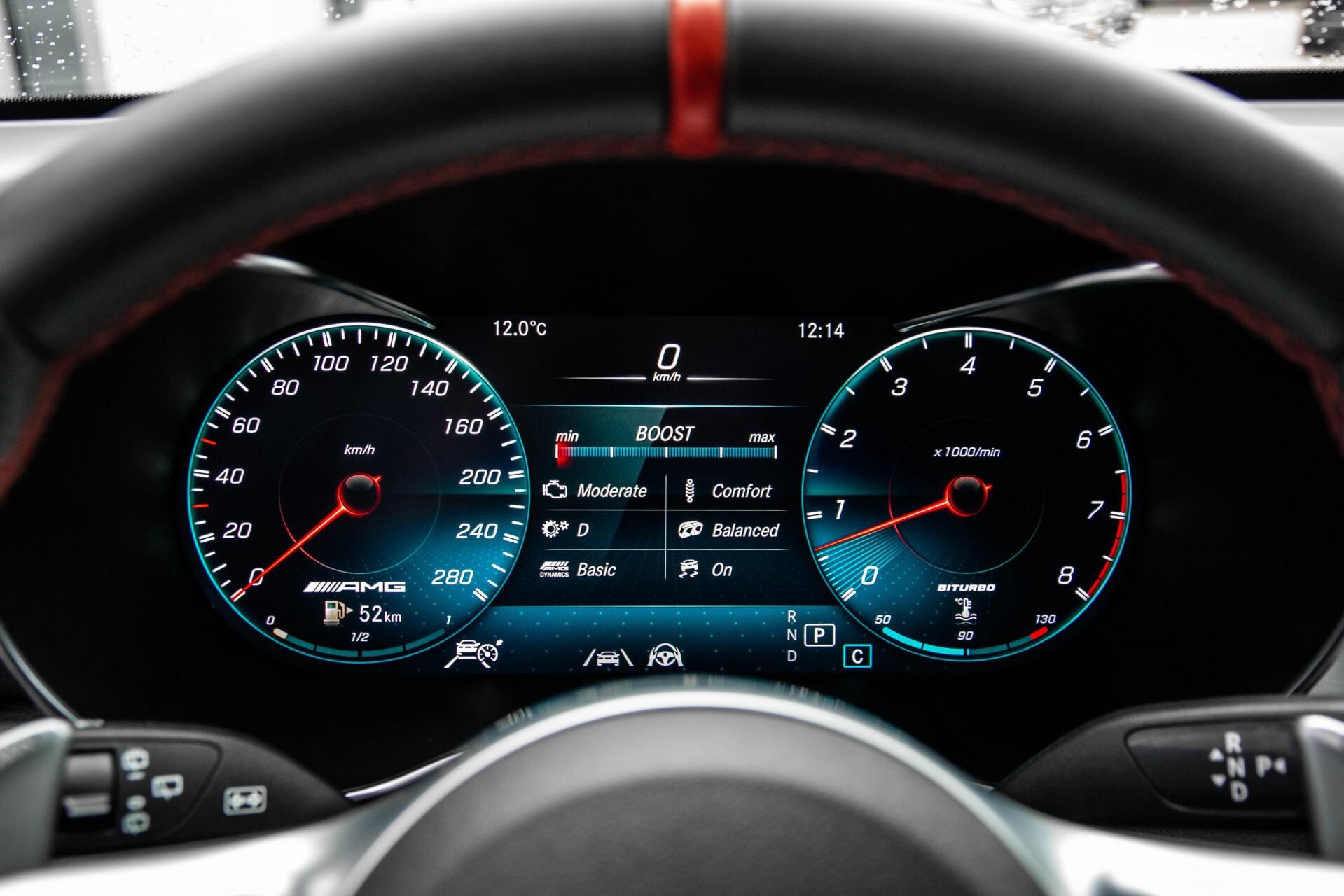 "Mercedes-Benz GLC 43 AMG 4M Night Pano/Sportuitlaat/Keyless/Distronic/Widescreen/MBUX/Burmester/21""/Trekhaak Aut9 Foto 53"