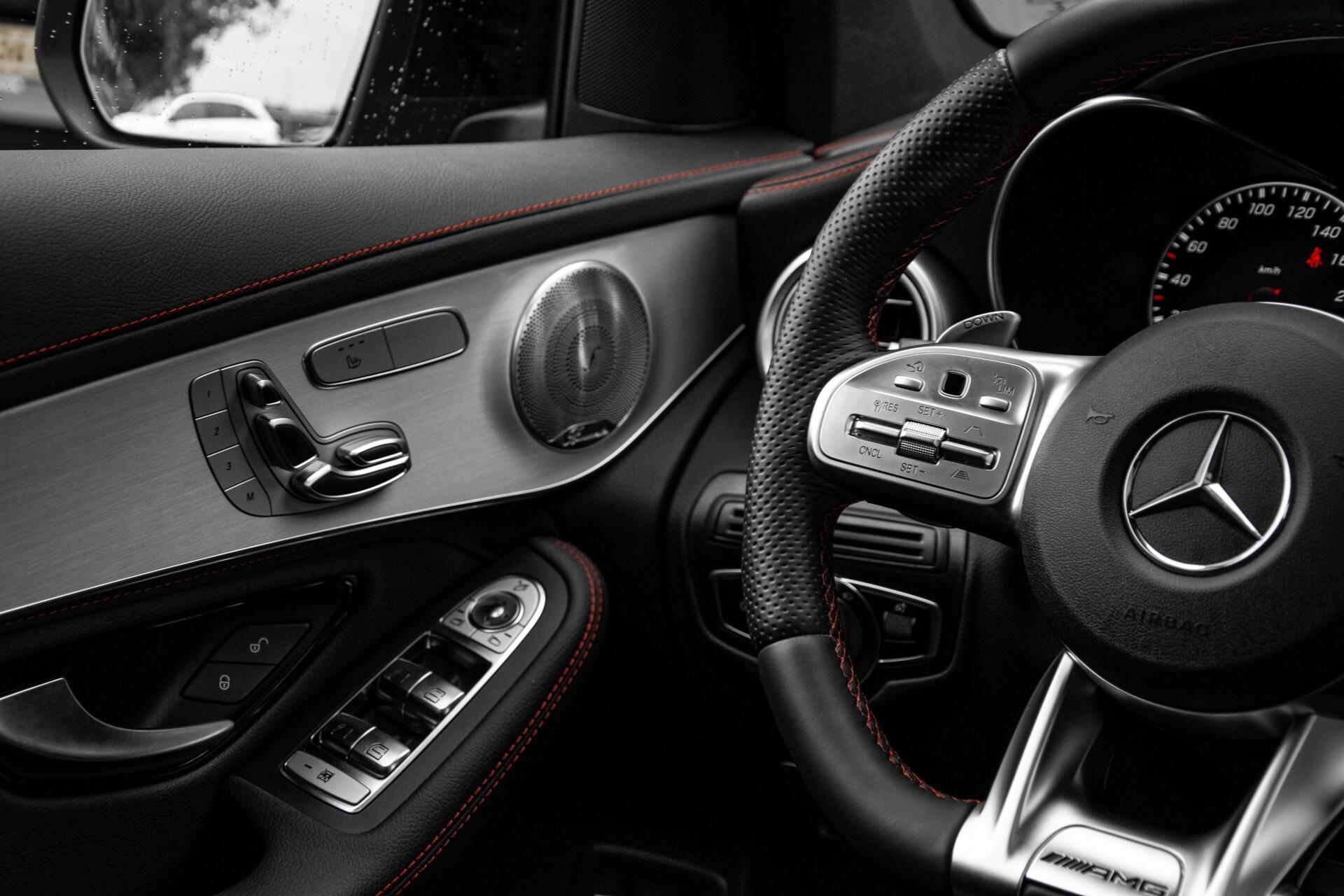 "Mercedes-Benz GLC 43 AMG 4M Night Pano/Sportuitlaat/Keyless/Distronic/Widescreen/MBUX/Burmester/21""/Trekhaak Aut9 Foto 56"