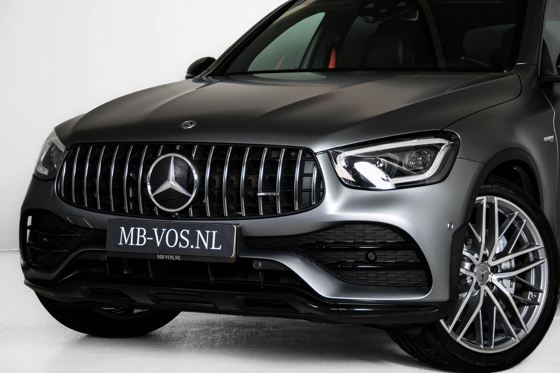 "Mercedes-Benz GLC 43 AMG 4M Night Pano/Sportuitlaat/Keyless/Distronic/Widescreen/MBUX/Burmester/21""/Trekhaak Aut9 Foto 62"