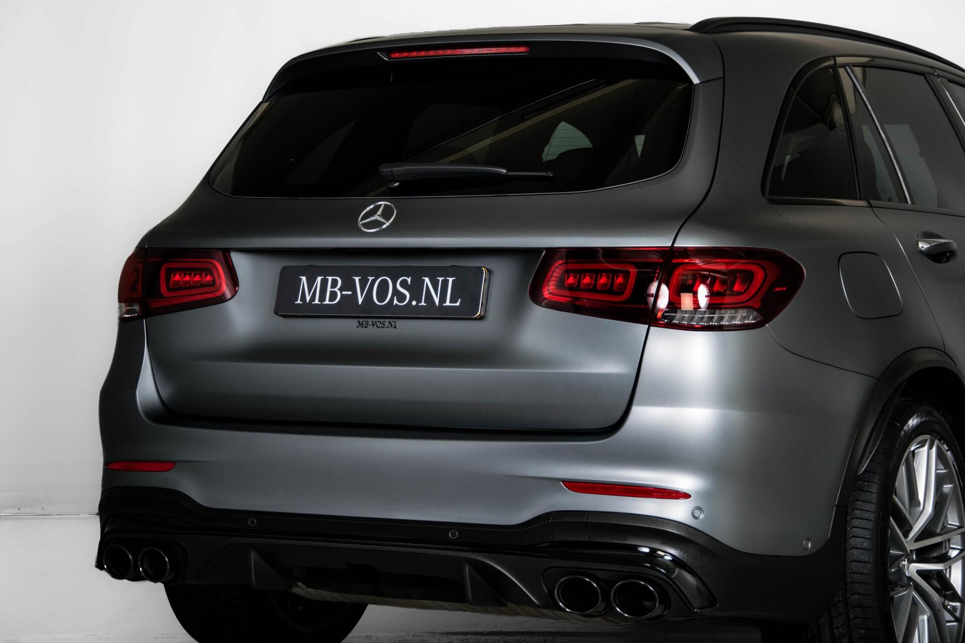 "Mercedes-Benz GLC 43 AMG 4M Night Pano/Sportuitlaat/Keyless/Distronic/Widescreen/MBUX/Burmester/21""/Trekhaak Aut9 Foto 63"