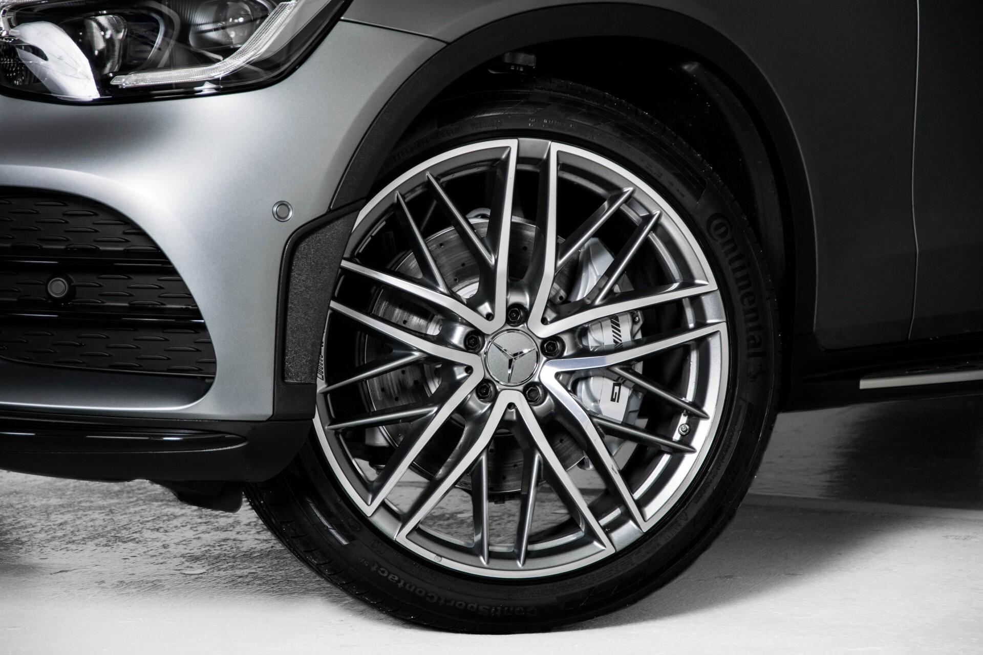 "Mercedes-Benz GLC 43 AMG 4M Night Pano/Sportuitlaat/Keyless/Distronic/Widescreen/MBUX/Burmester/21""/Trekhaak Aut9 Foto 64"