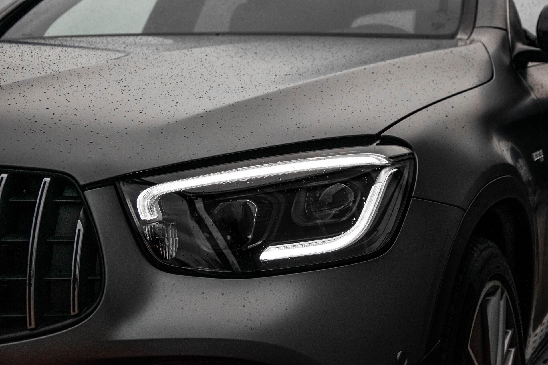 "Mercedes-Benz GLC 43 AMG 4M Night Pano/Sportuitlaat/Keyless/Distronic/Widescreen/MBUX/Burmester/21""/Trekhaak Aut9 Foto 67"