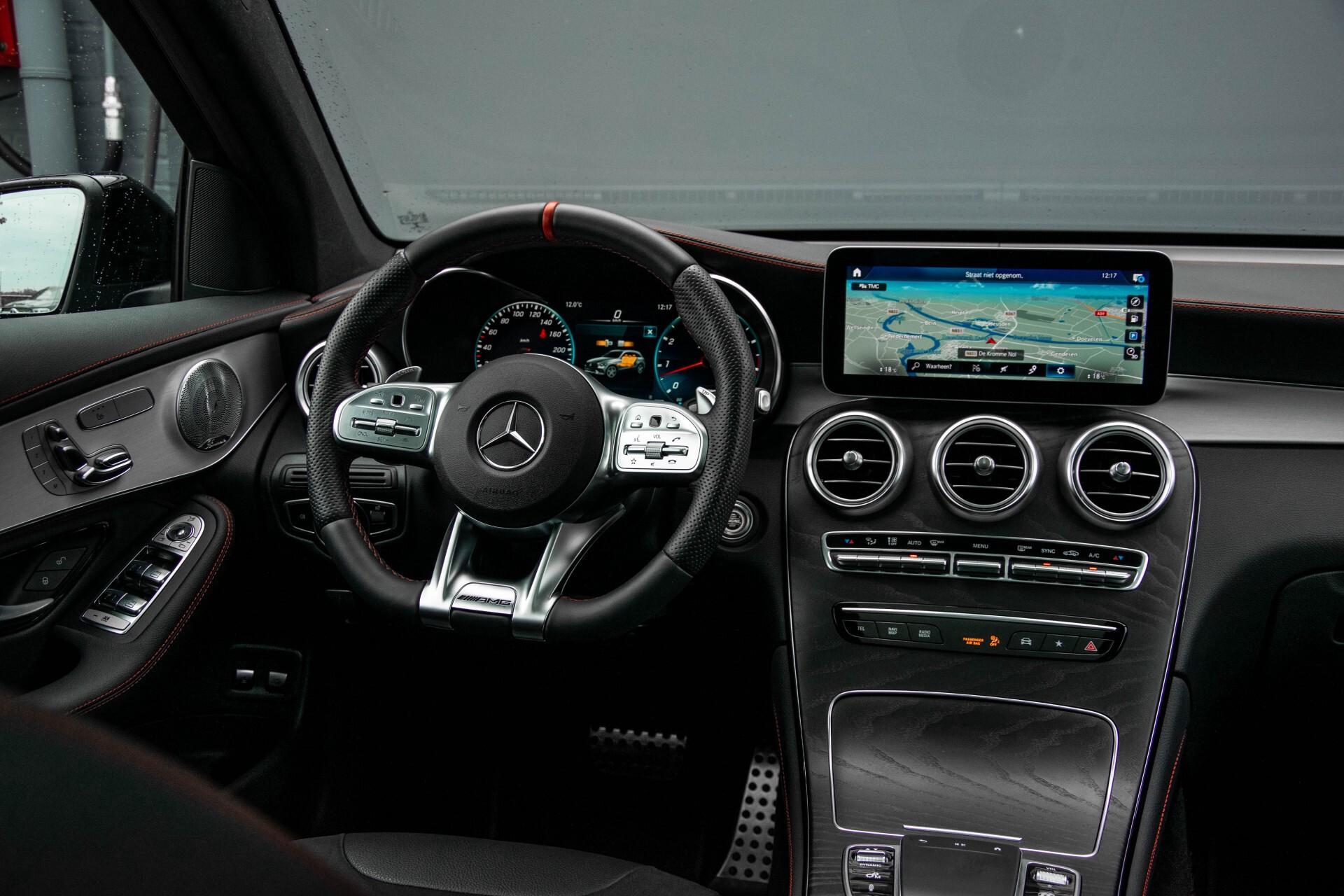 "Mercedes-Benz GLC 43 AMG 4M Night Pano/Sportuitlaat/Keyless/Distronic/Widescreen/MBUX/Burmester/21""/Trekhaak Aut9 Foto 7"