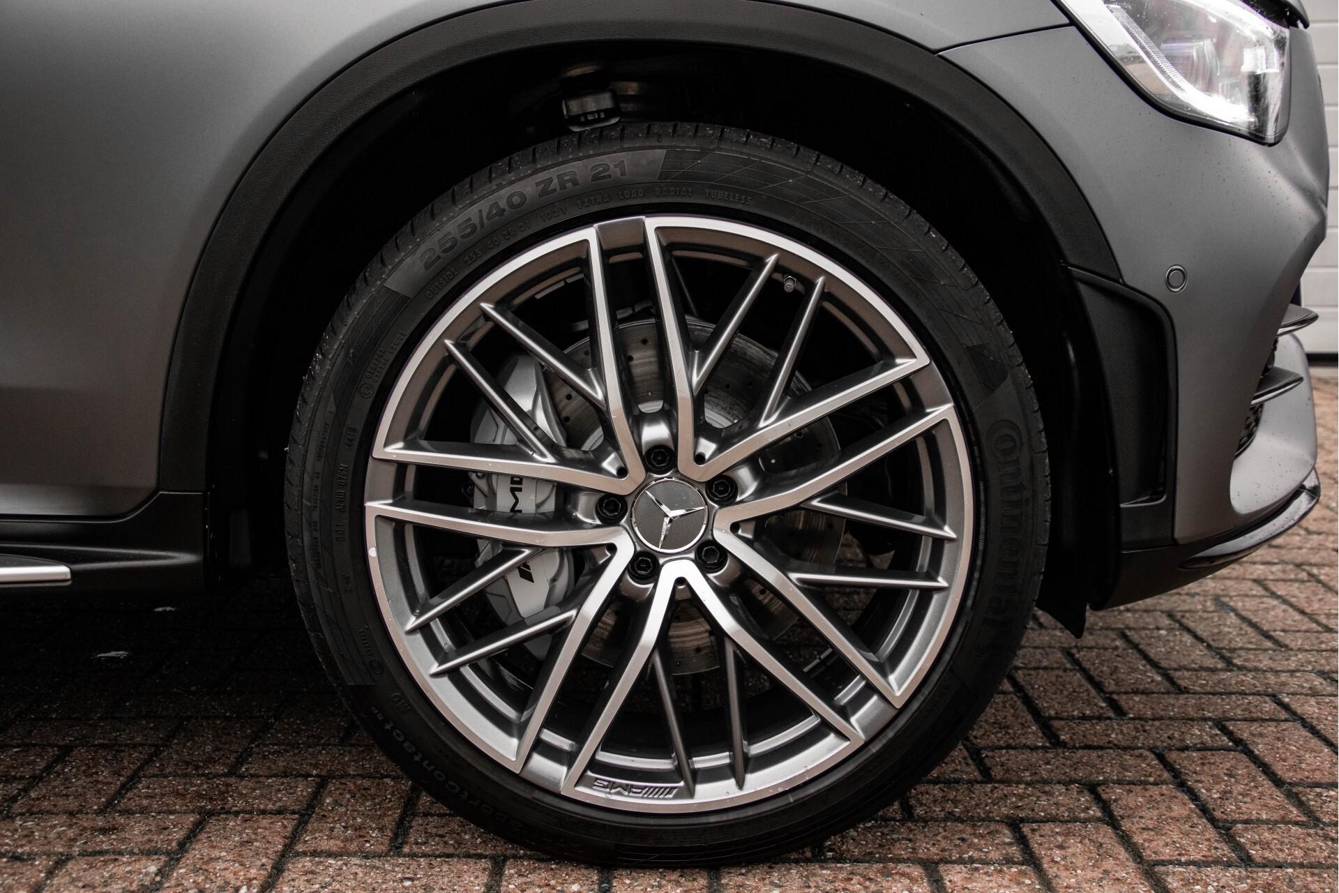 "Mercedes-Benz GLC 43 AMG 4M Night Pano/Sportuitlaat/Keyless/Distronic/Widescreen/MBUX/Burmester/21""/Trekhaak Aut9 Foto 70"