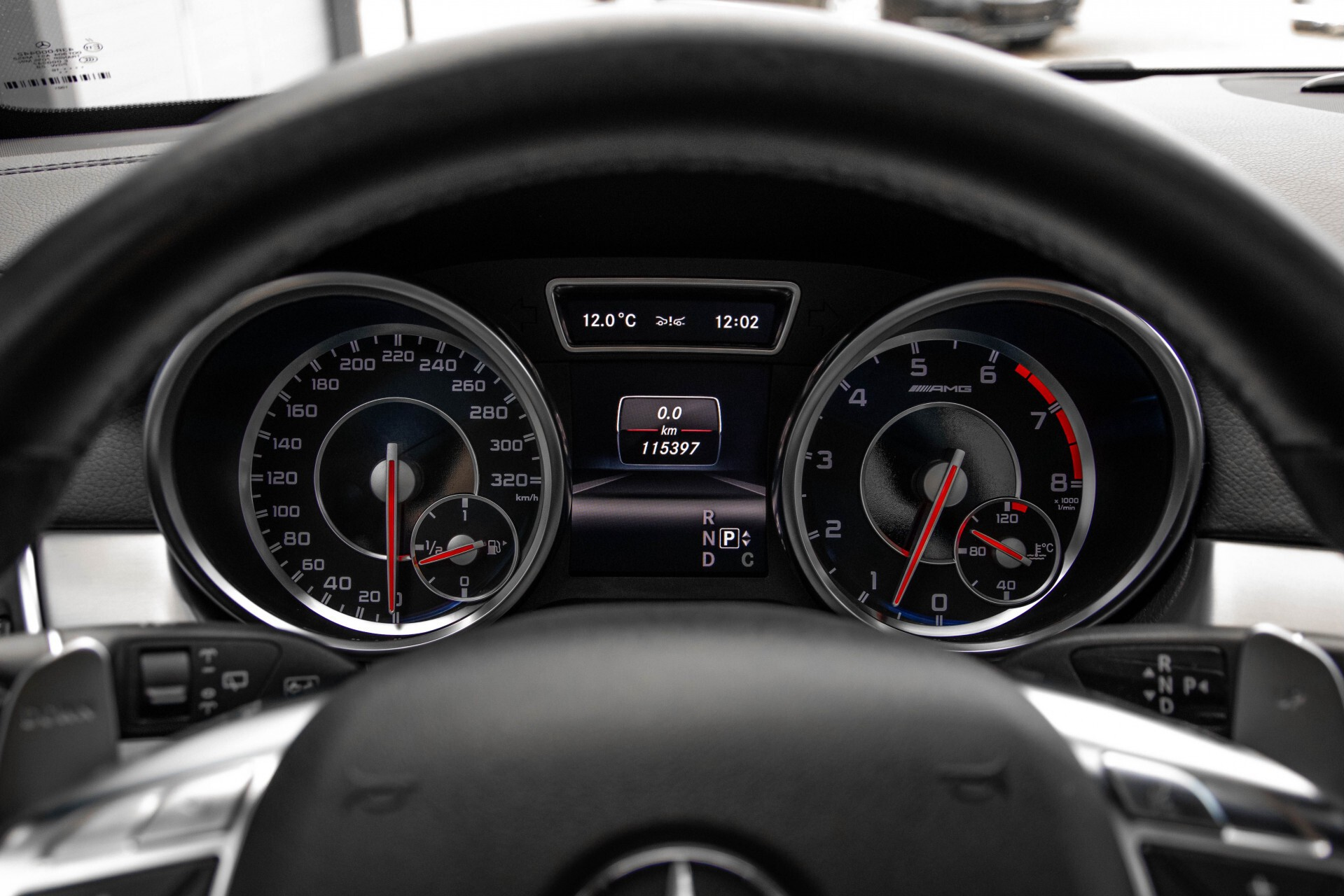 Mercedes-Benz M-Klasse 63 AMG Performance 4-M Panorama/Standkachel/Camera/Active Curve System/Harman-Kardon Aut7 Foto 13