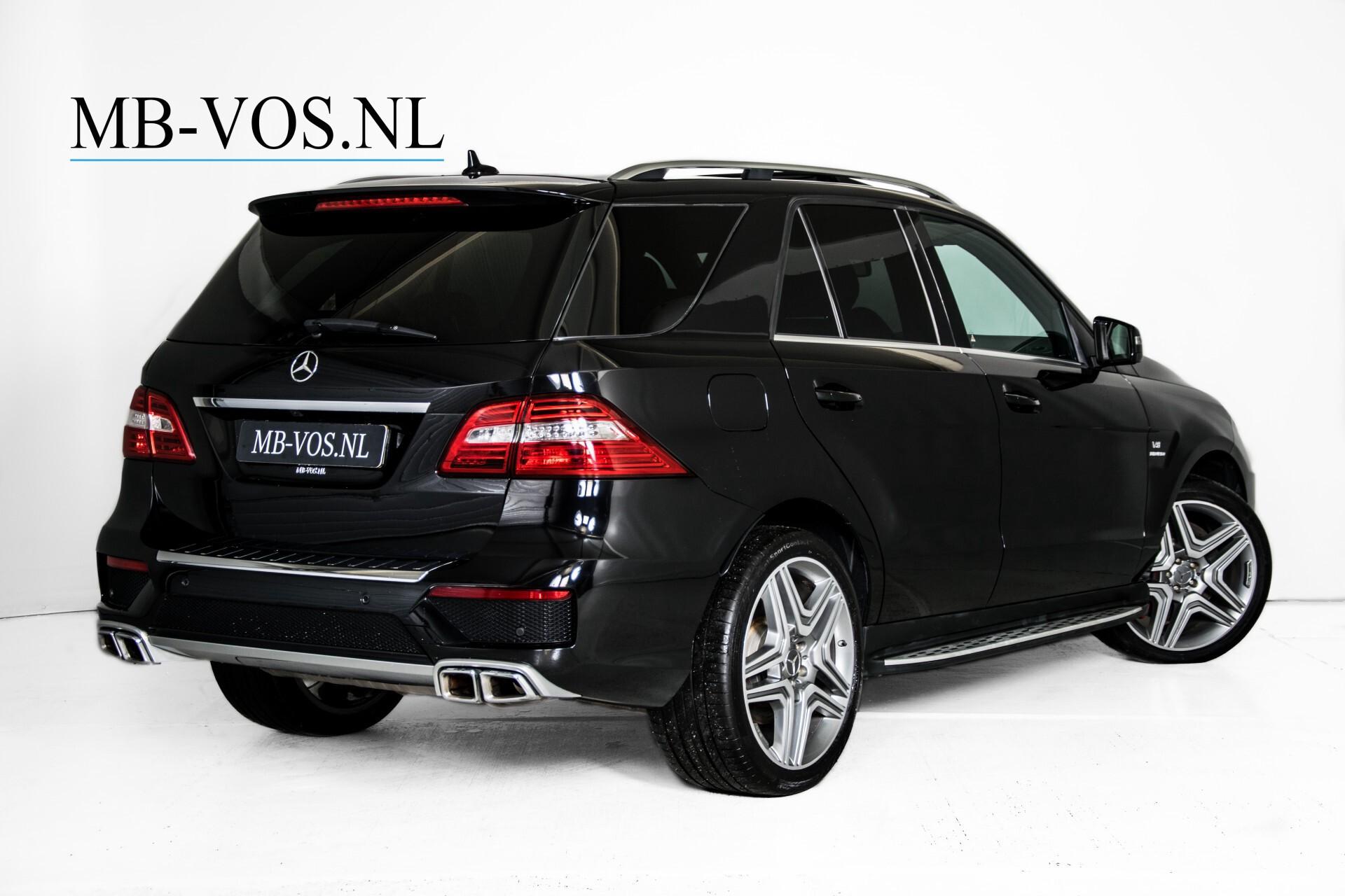Mercedes-Benz M-Klasse 63 AMG Performance 4-M Panorama/Standkachel/Camera/Active Curve System/Harman-Kardon Aut7 Foto 2