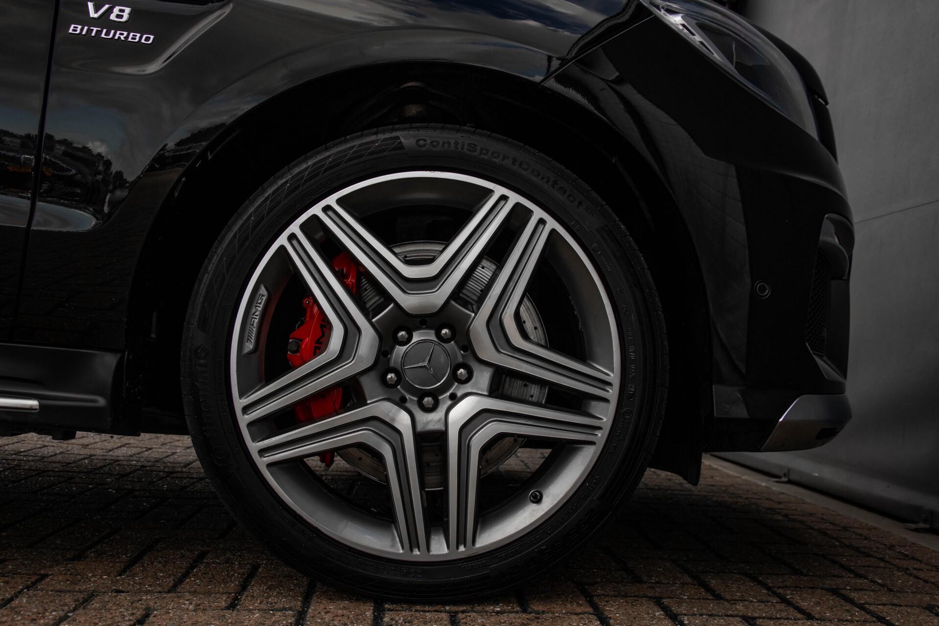 Mercedes-Benz M-Klasse 63 AMG Performance 4-M Panorama/Standkachel/Camera/Active Curve System/Harman-Kardon Aut7 Foto 56