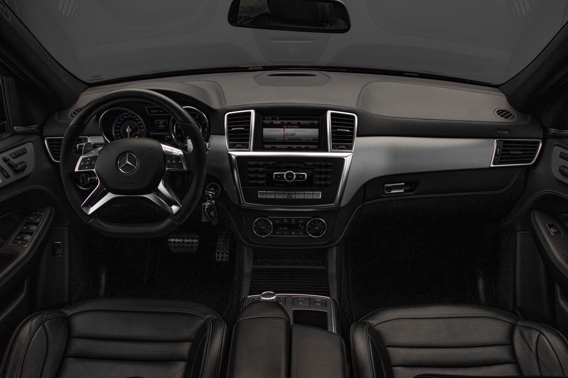 Mercedes-Benz M-Klasse 63 AMG Performance 4-M Panorama/Standkachel/Camera/Active Curve System/Harman-Kardon Aut7 Foto 8