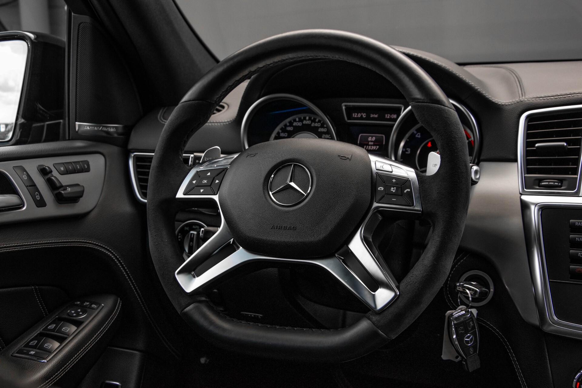 Mercedes-Benz M-Klasse 63 AMG Performance 4-M Panorama/Standkachel/Camera/Active Curve System/Harman-Kardon Aut7 Foto 9