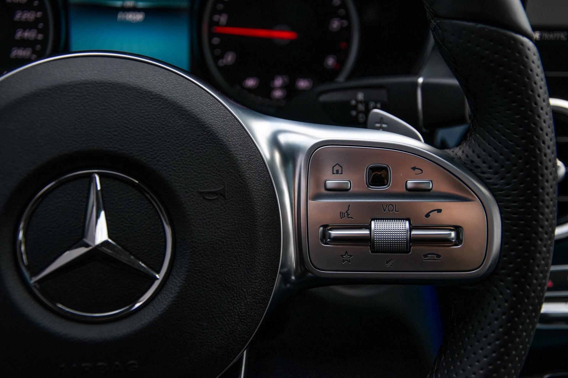 Mercedes-Benz C-Klasse Estate 220 d AMG Panorama/Assistentiepakket/Wegkl-trekhaak/DAB/Ambient/Leer/MULTIBEAM Aut9 Foto 16