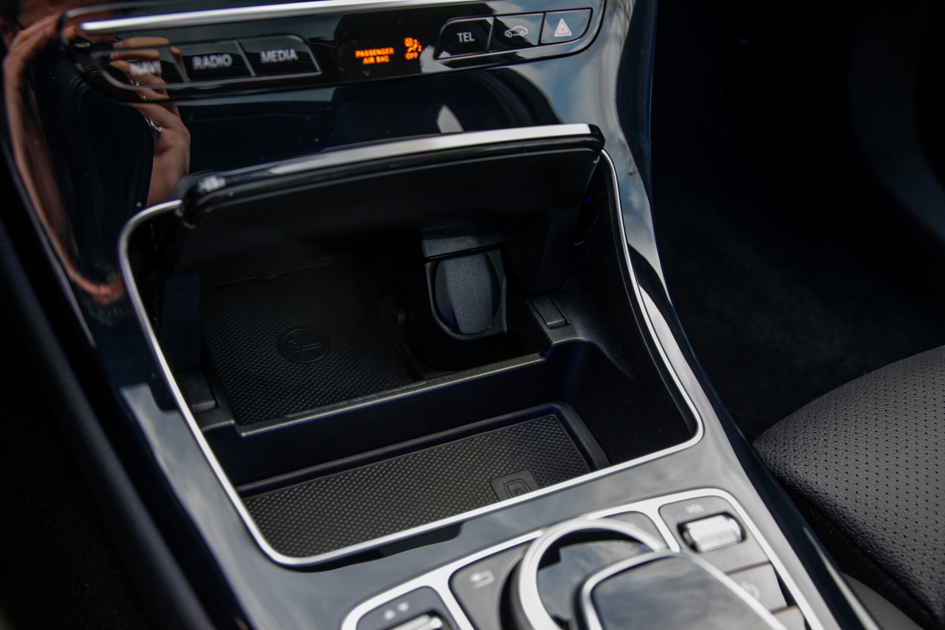 Mercedes-Benz C-Klasse Estate 220 d AMG Panorama/Assistentiepakket/Wegkl-trekhaak/DAB/Ambient/Leer/MULTIBEAM Aut9 Foto 33