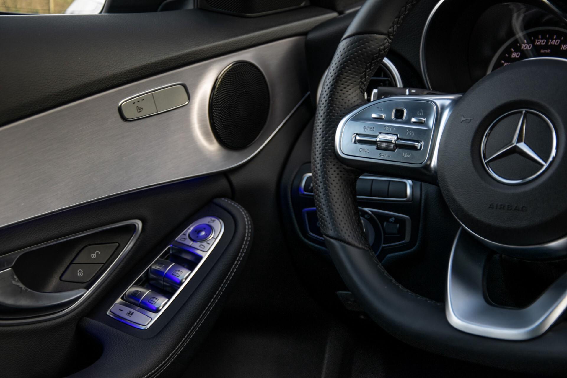 Mercedes-Benz C-Klasse Estate 220 d AMG Panorama/Assistentiepakket/Wegkl-trekhaak/DAB/Ambient/Leer/MULTIBEAM Aut9 Foto 41