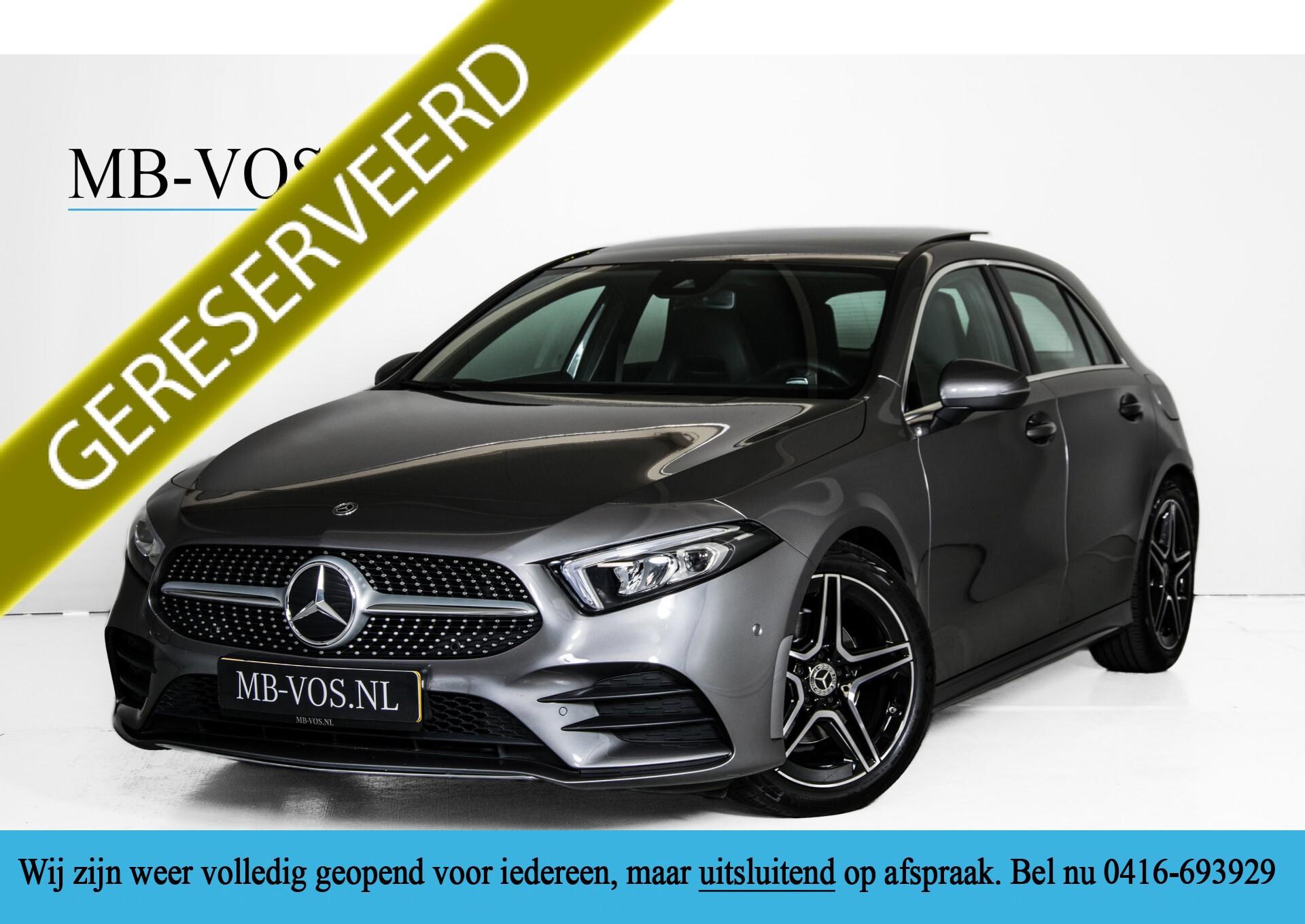 Mercedes-Benz A-Klasse 180 d AMG Panorama/MBUX/DAB/LED Aut7 Foto 1