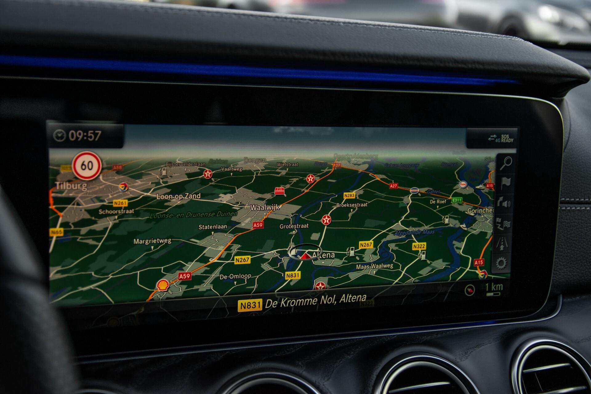 Mercedes-Benz E-Klasse Estate 450 4-M AMG Night Standkachel/Rij-assist/Keyless/Trhk/Burmester/Mem/360/Widescreen Aut9 Foto 17