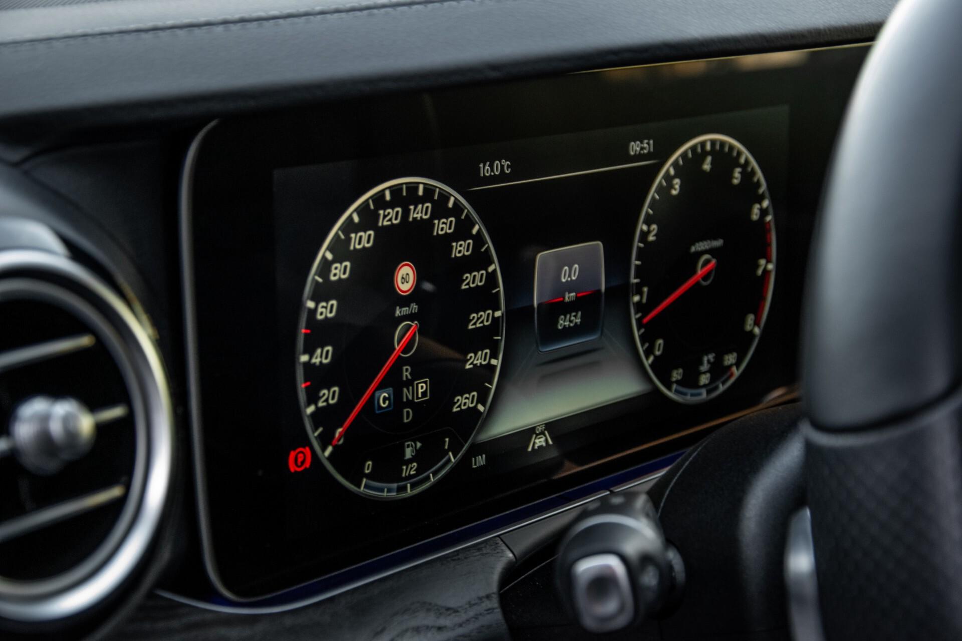 Mercedes-Benz E-Klasse Estate 450 4-M AMG Night Standkachel/Rij-assist/Keyless/Trhk/Burmester/Mem/360/Widescreen Aut9 Foto 19