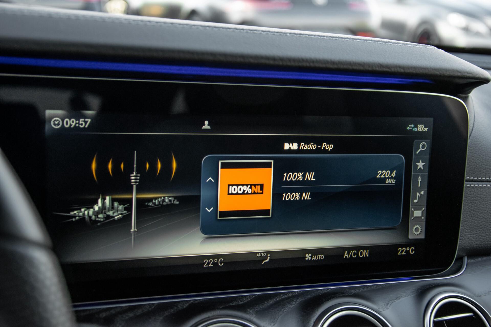 Mercedes-Benz E-Klasse Estate 450 4-M AMG Night Standkachel/Rij-assist/Keyless/Trhk/Burmester/Mem/360/Widescreen Aut9 Foto 20