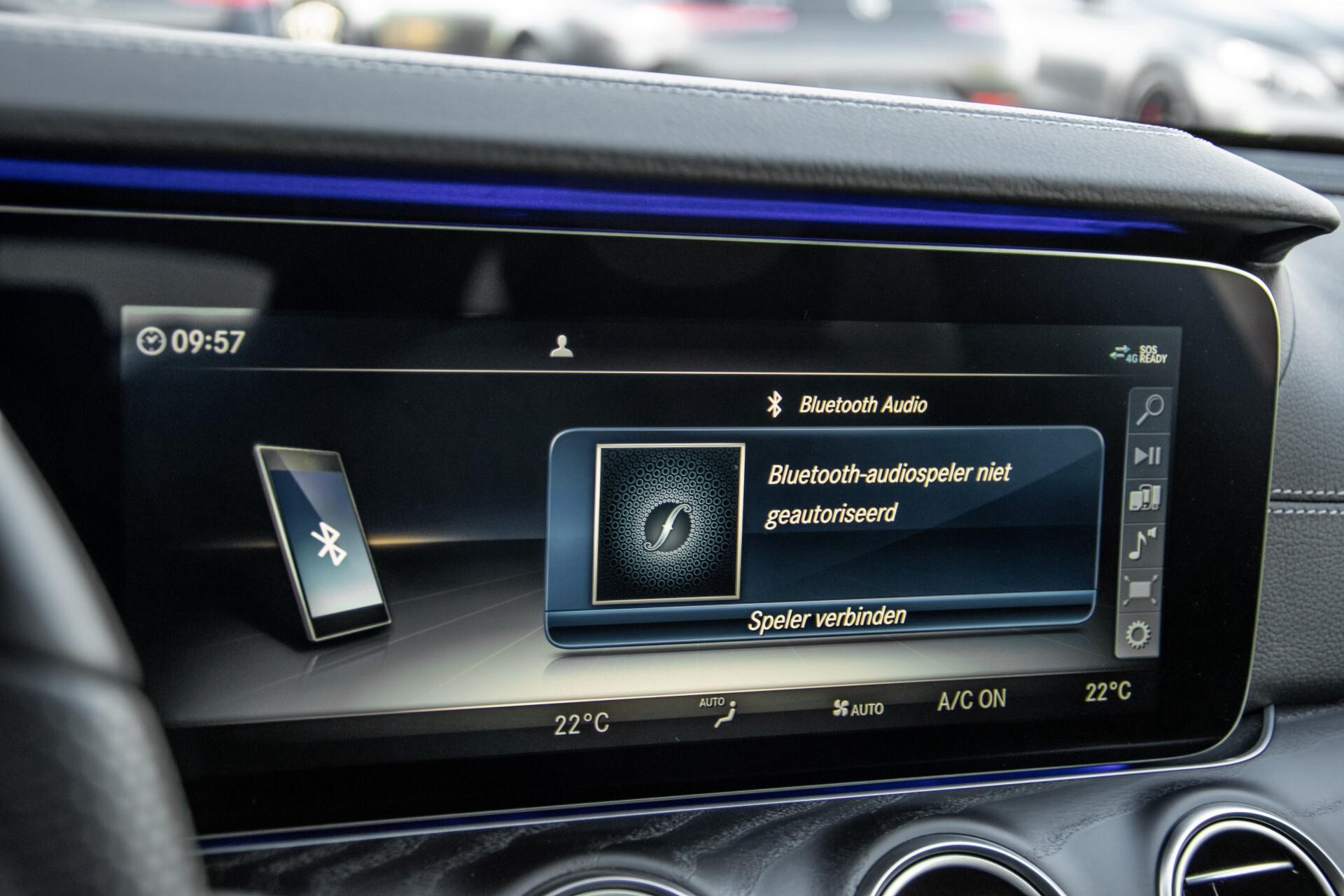 Mercedes-Benz E-Klasse Estate 450 4-M AMG Night Standkachel/Rij-assist/Keyless/Trhk/Burmester/Mem/360/Widescreen Aut9 Foto 22