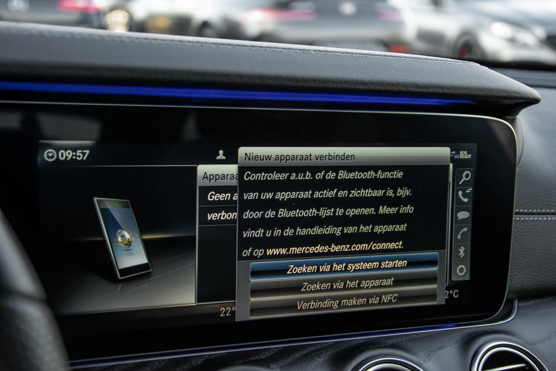 Mercedes-Benz E-Klasse Estate 450 4-M AMG Night Standkachel/Rij-assist/Keyless/Trhk/Burmester/Mem/360/Widescreen Aut9 Foto 24
