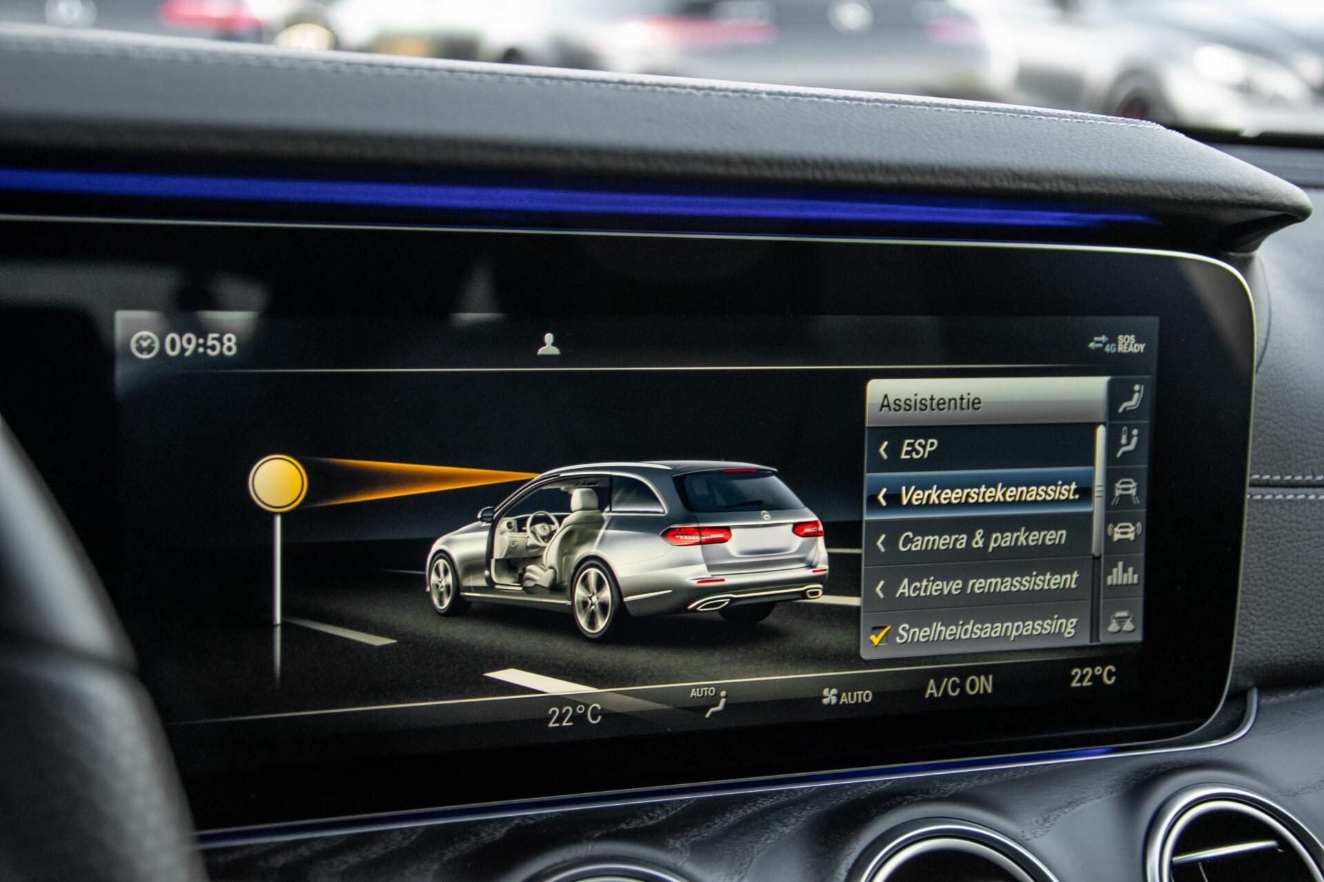 Mercedes-Benz E-Klasse Estate 450 4-M AMG Night Standkachel/Rij-assist/Keyless/Trhk/Burmester/Mem/360/Widescreen Aut9 Foto 26