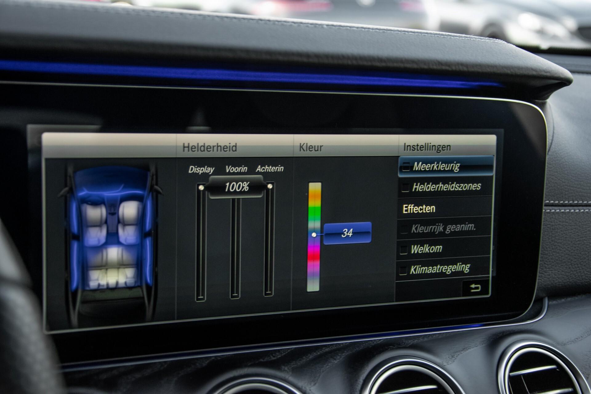 Mercedes-Benz E-Klasse Estate 450 4-M AMG Night Standkachel/Rij-assist/Keyless/Trhk/Burmester/Mem/360/Widescreen Aut9 Foto 30