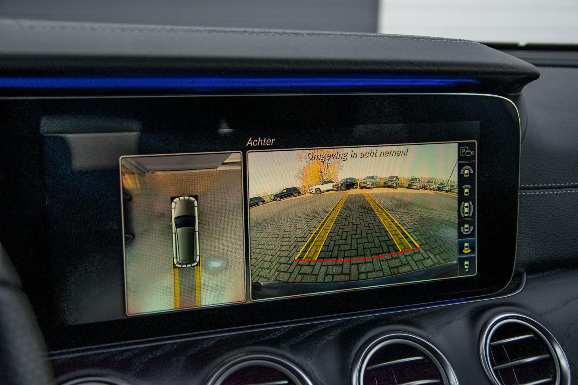 Mercedes-Benz E-Klasse Estate 450 4-M AMG Night Standkachel/Rij-assist/Keyless/Trhk/Burmester/Mem/360/Widescreen Aut9 Foto 34