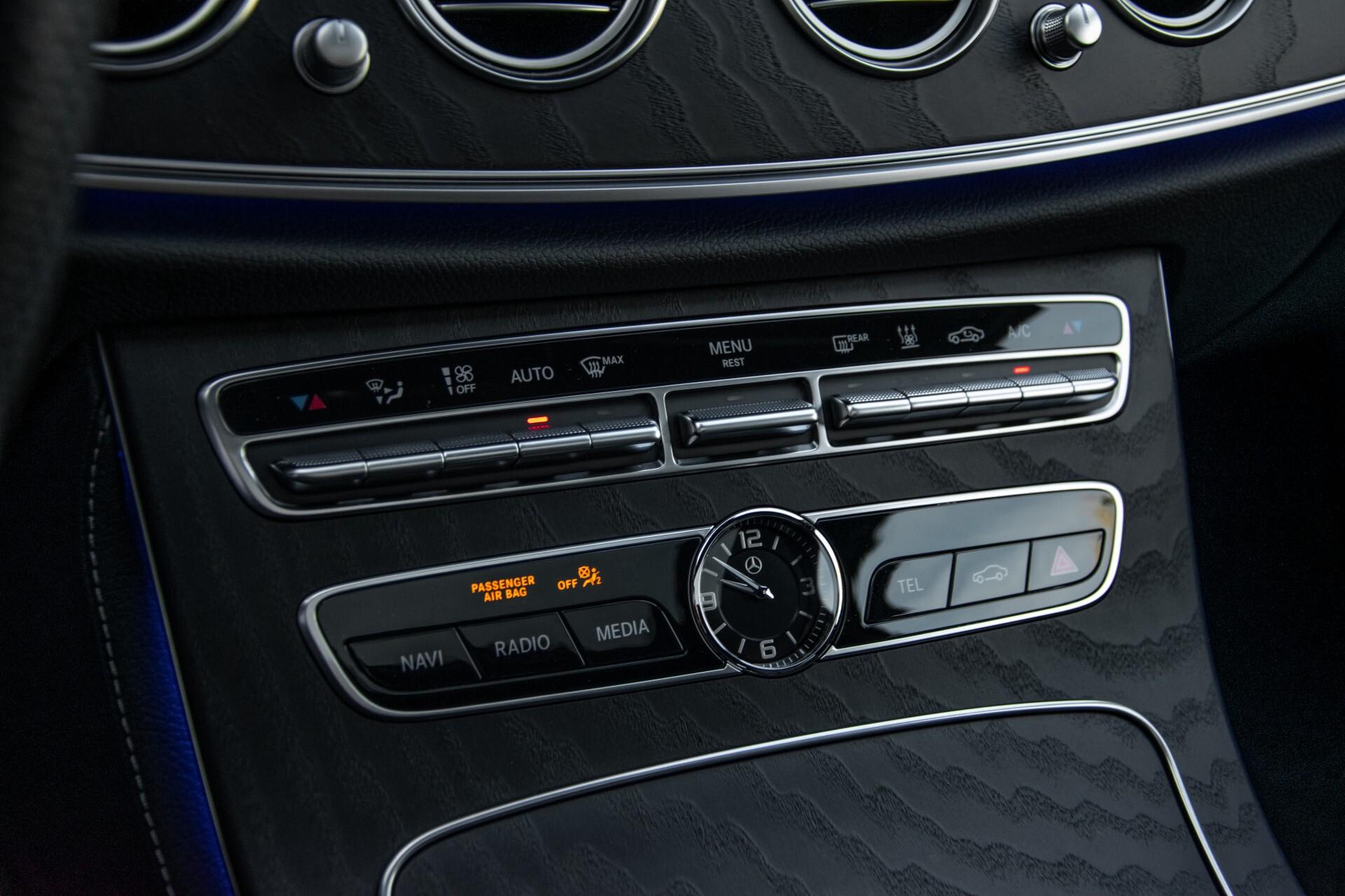 Mercedes-Benz E-Klasse Estate 450 4-M AMG Night Standkachel/Rij-assist/Keyless/Trhk/Burmester/Mem/360/Widescreen Aut9 Foto 37