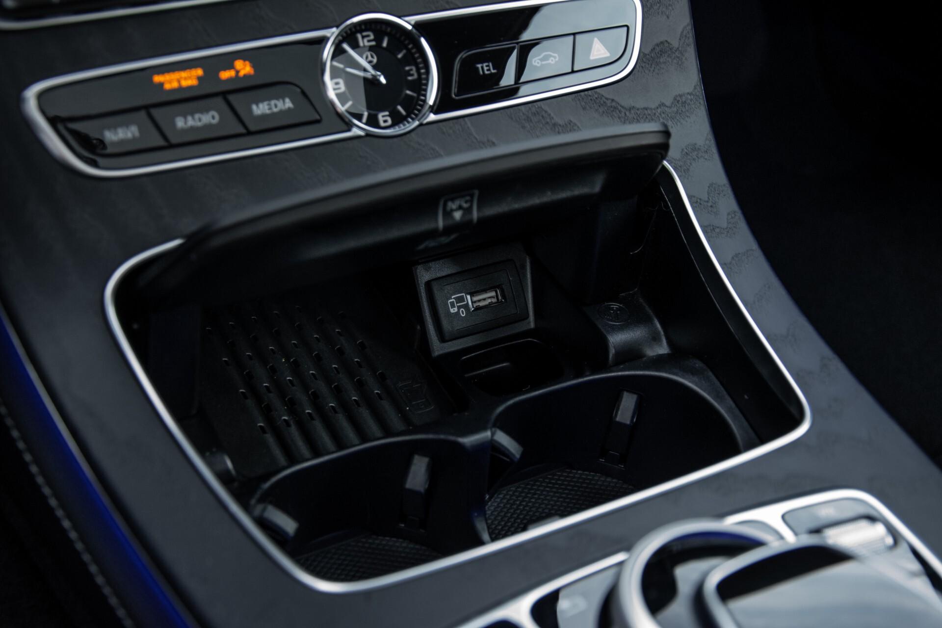Mercedes-Benz E-Klasse Estate 450 4-M AMG Night Standkachel/Rij-assist/Keyless/Trhk/Burmester/Mem/360/Widescreen Aut9 Foto 39