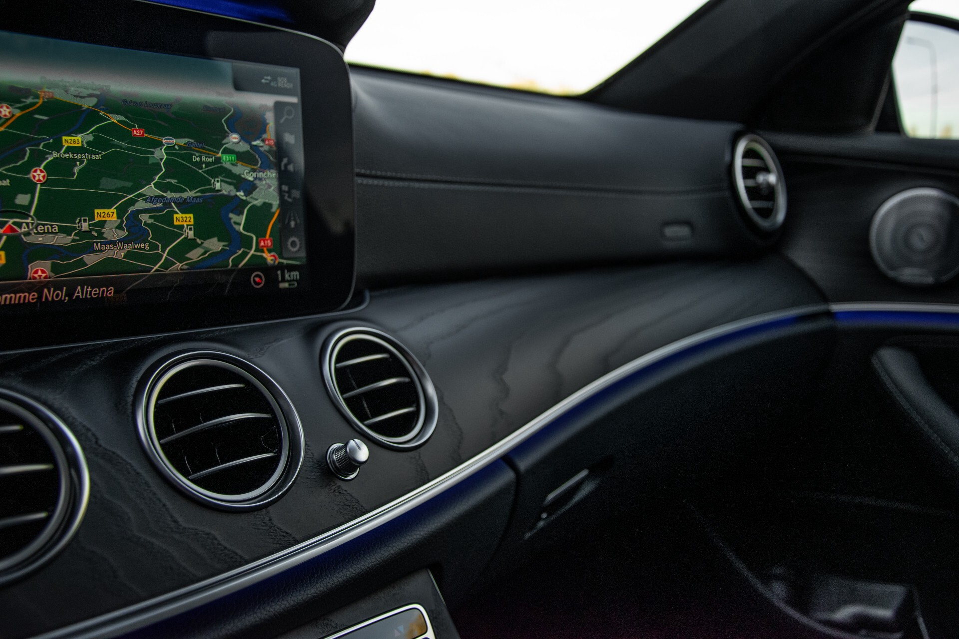 Mercedes-Benz E-Klasse Estate 450 4-M AMG Night Standkachel/Rij-assist/Keyless/Trhk/Burmester/Mem/360/Widescreen Aut9 Foto 41
