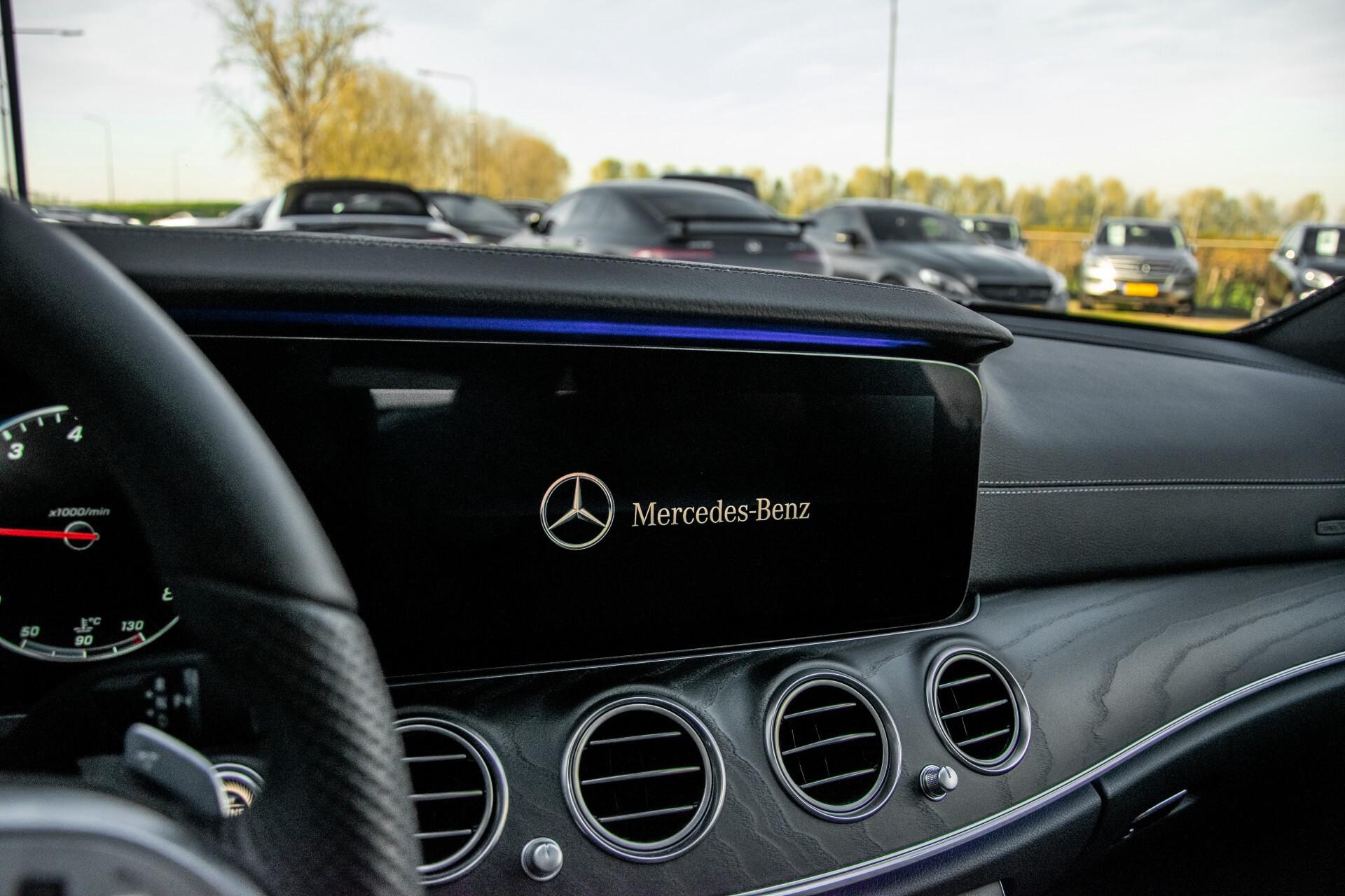 Mercedes-Benz E-Klasse Estate 450 4-M AMG Night Standkachel/Rij-assist/Keyless/Trhk/Burmester/Mem/360/Widescreen Aut9 Foto 42