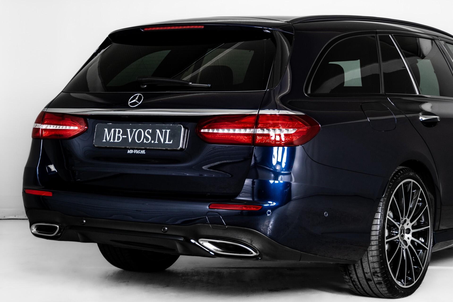 Mercedes-Benz E-Klasse Estate 450 4-M AMG Night Standkachel/Rij-assist/Keyless/Trhk/Burmester/Mem/360/Widescreen Aut9 Foto 54