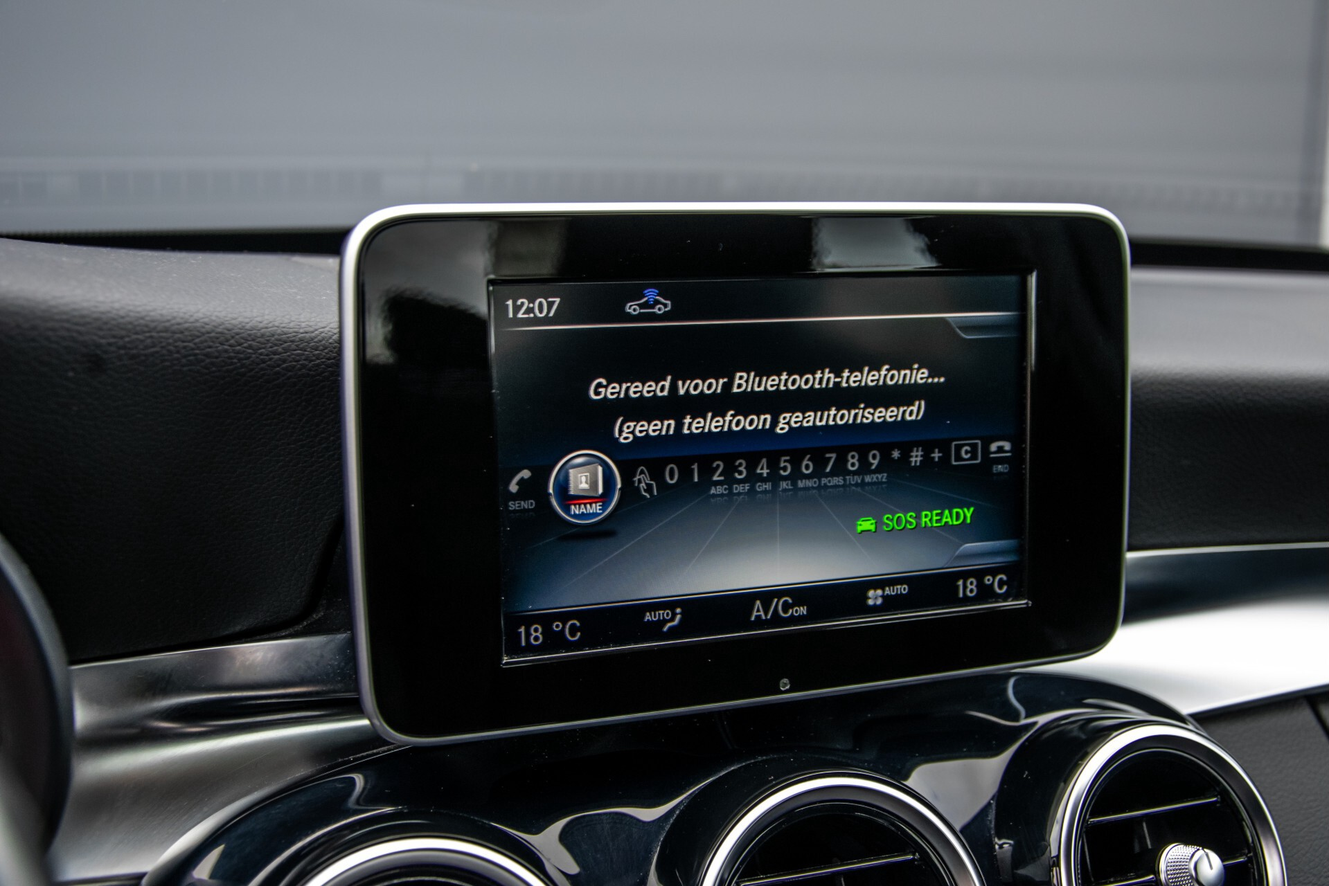Mercedes-Benz C-Klasse 180 Bluetec Lease Edition Intelligent Light System/Cruise Control/Navi Foto 21
