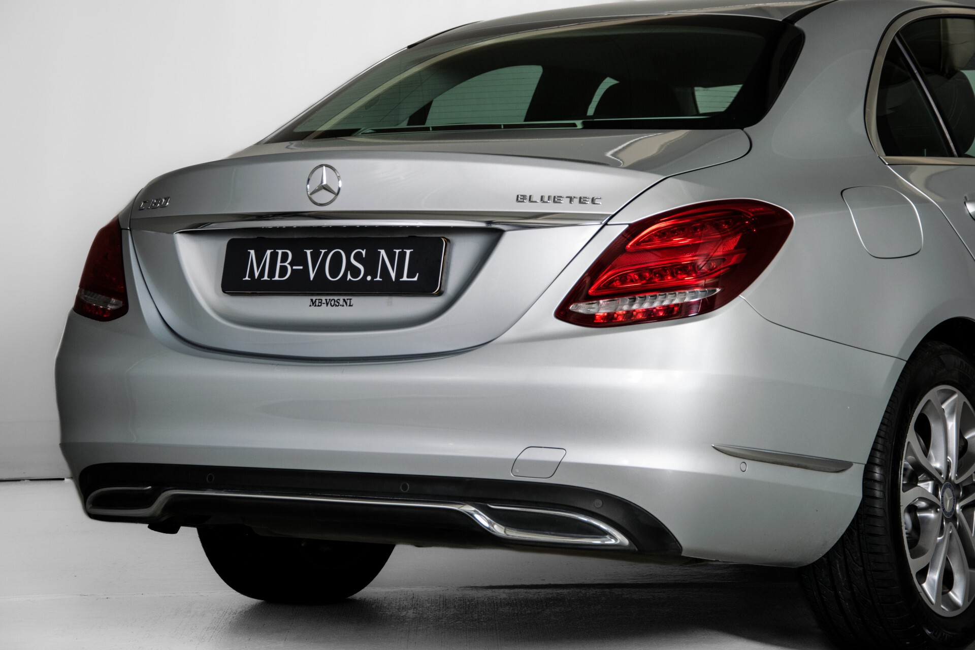 Mercedes-Benz C-Klasse 180 Bluetec Lease Edition Intelligent Light System/Cruise Control/Navi Foto 42