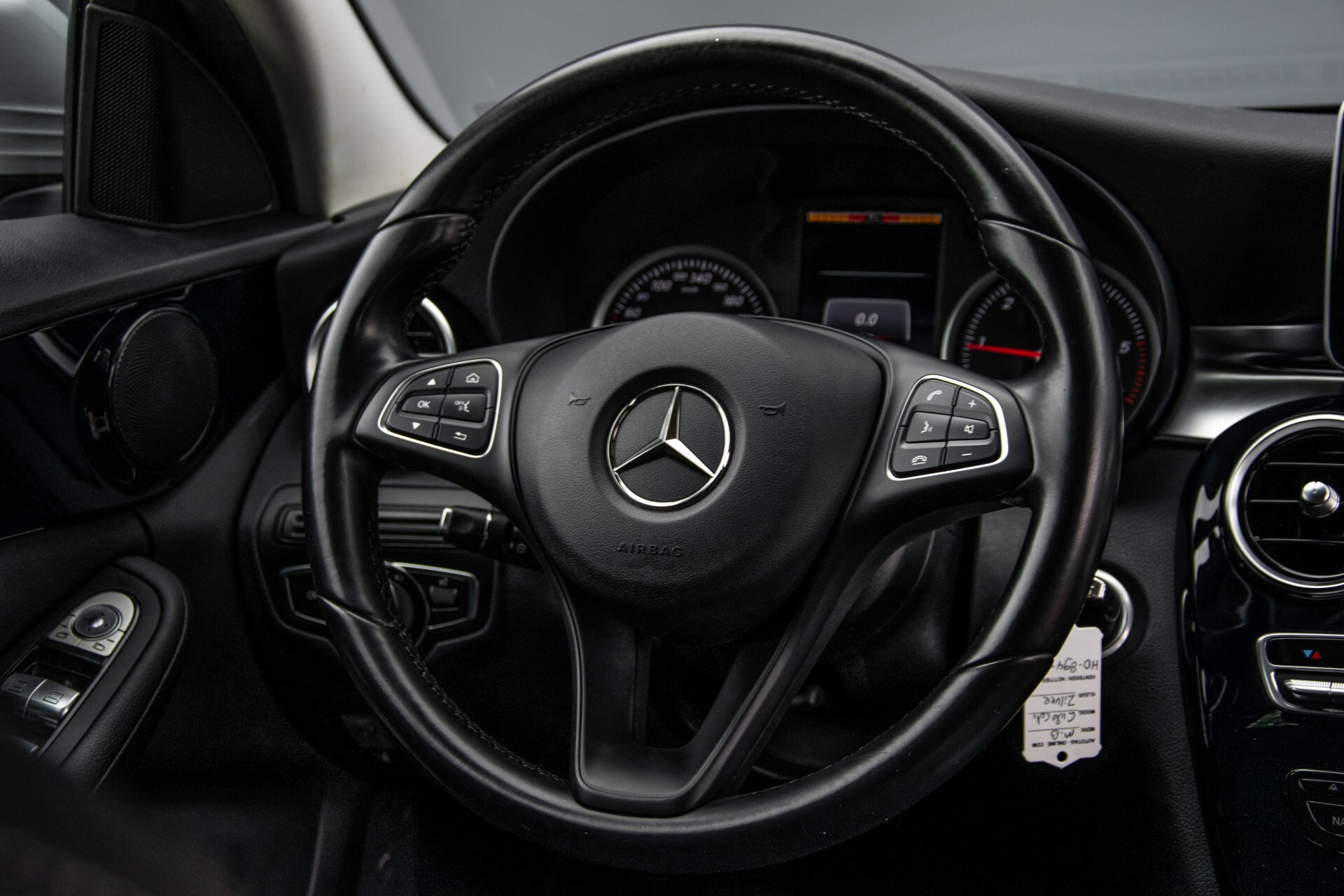 Mercedes-Benz C-Klasse 180 Bluetec Lease Edition Intelligent Light System/Cruise Control/Navi Foto 8