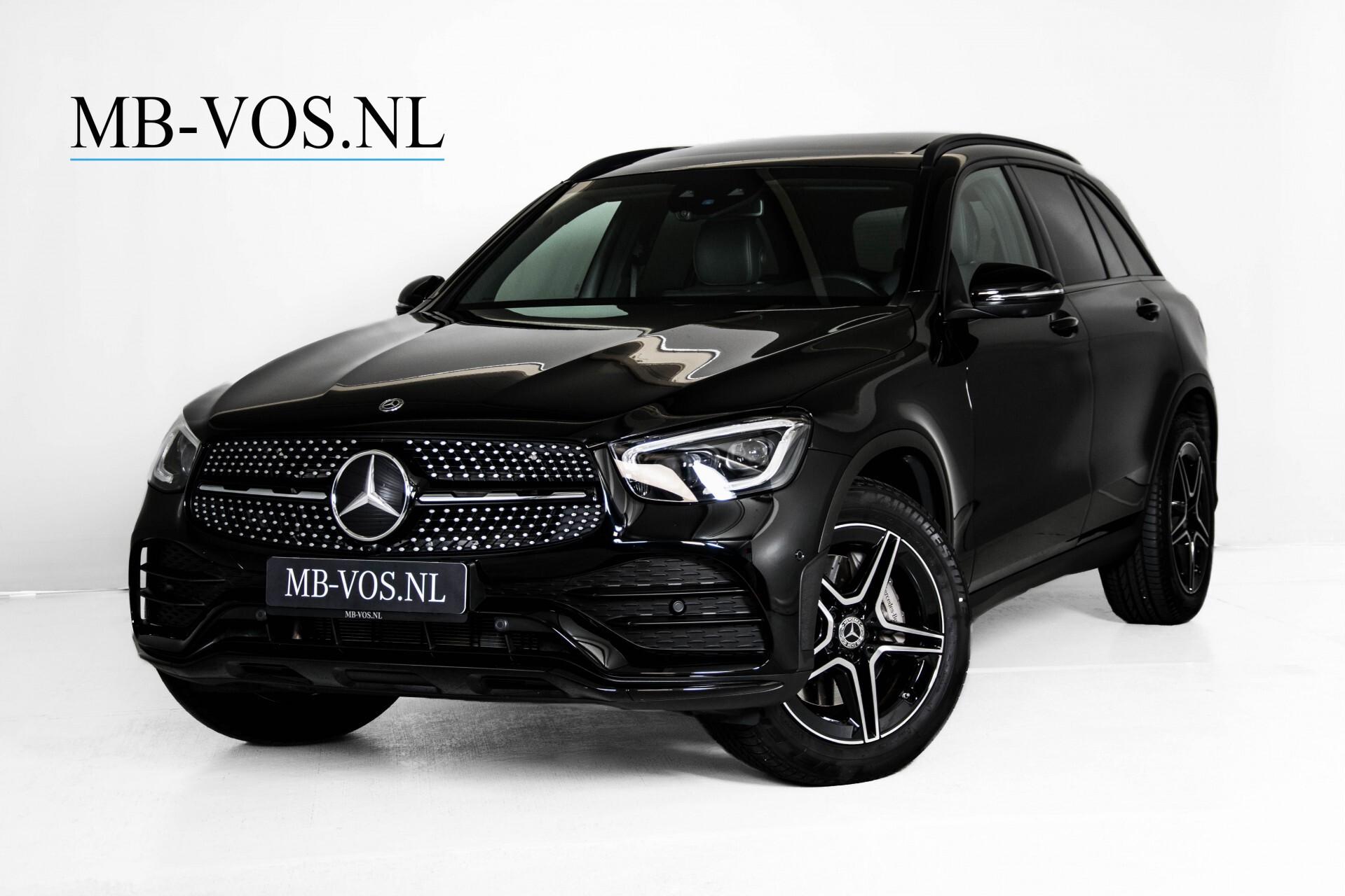Mercedes-Benz GLC 200 4-M AMG Night/Panorama/Distronic Pro/Burmester/360camera/Exclusive Aut9 Foto 1