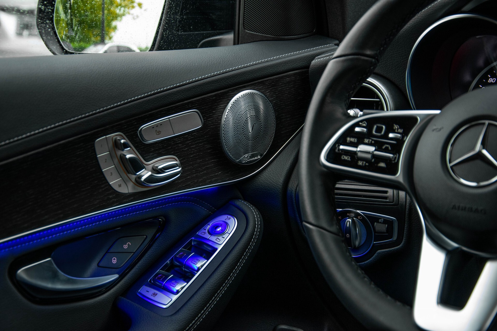 Mercedes-Benz GLC 200 4-M AMG Night/Panorama/Distronic Pro/Burmester/360camera/Exclusive Aut9 Foto 49