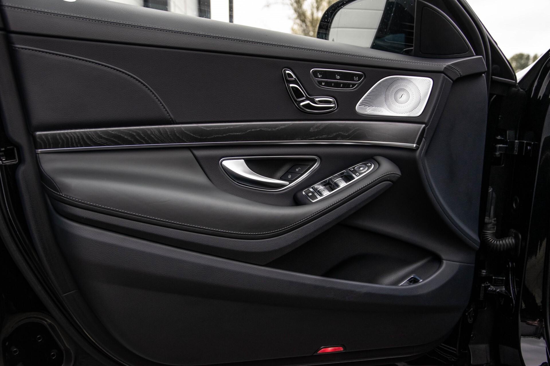 Mercedes-Benz S-Klasse 400d 4-M Lang AMG Night Massage/Panorama/Rij-assist/Nappa/Keyless Aut9 Foto 16
